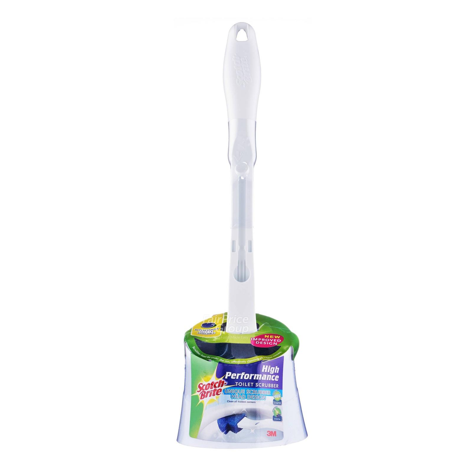 3M Scotch-Brite High Performance Toilet Scrubber