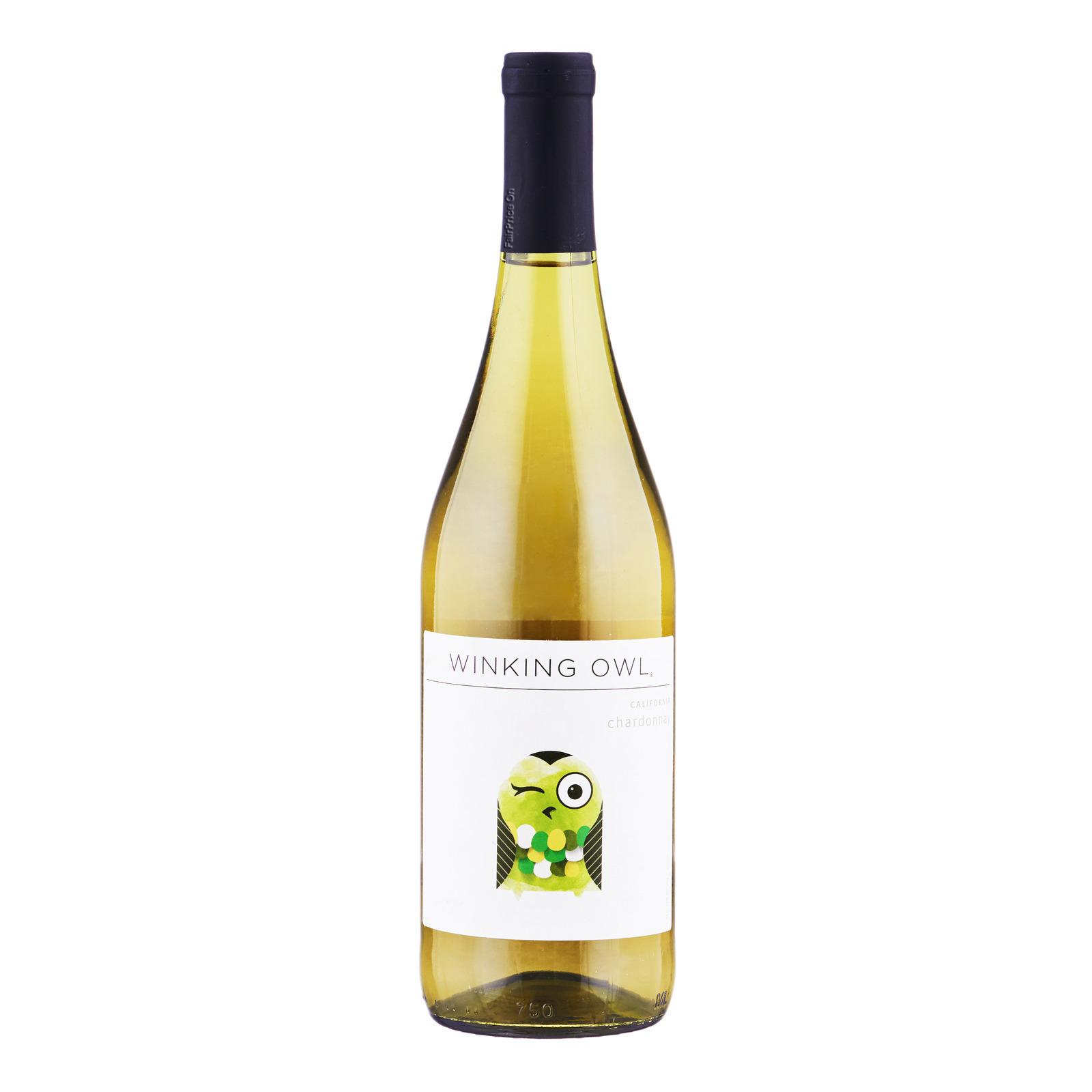 Winking Owl White Wine - Chardonnay