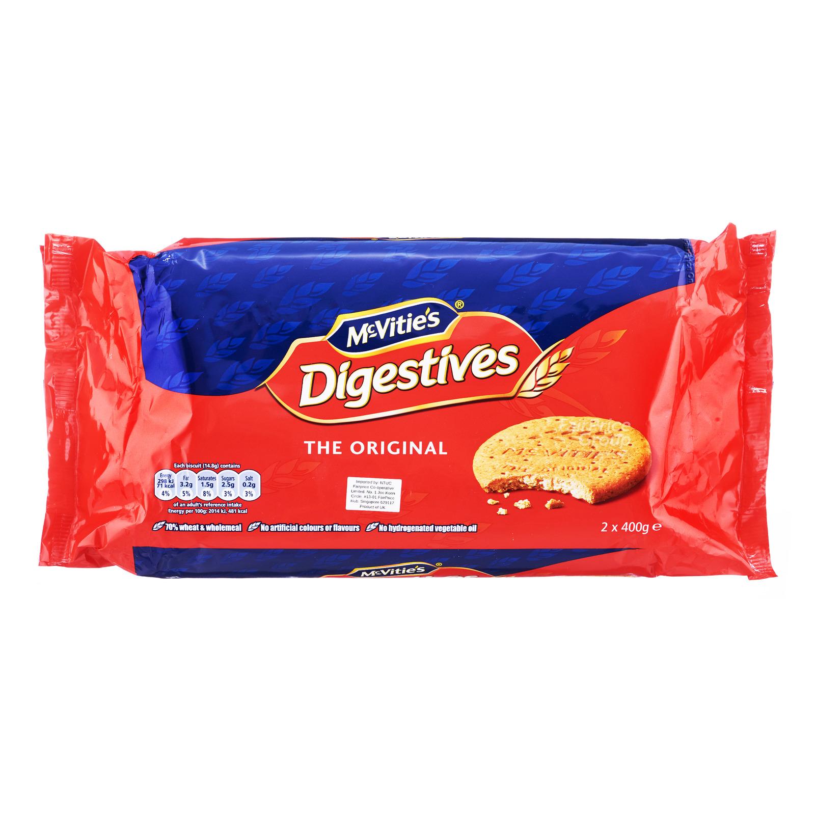 McVitie's Original Digestive Wheat Biscuits
