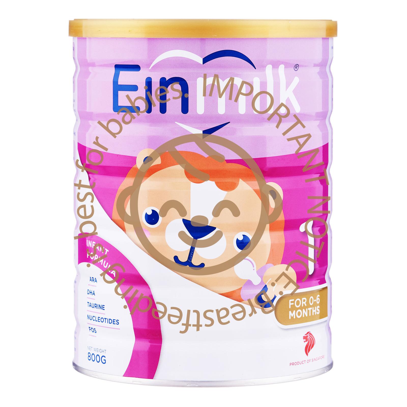 Einmilk Infant Milk Formula - Stage 1