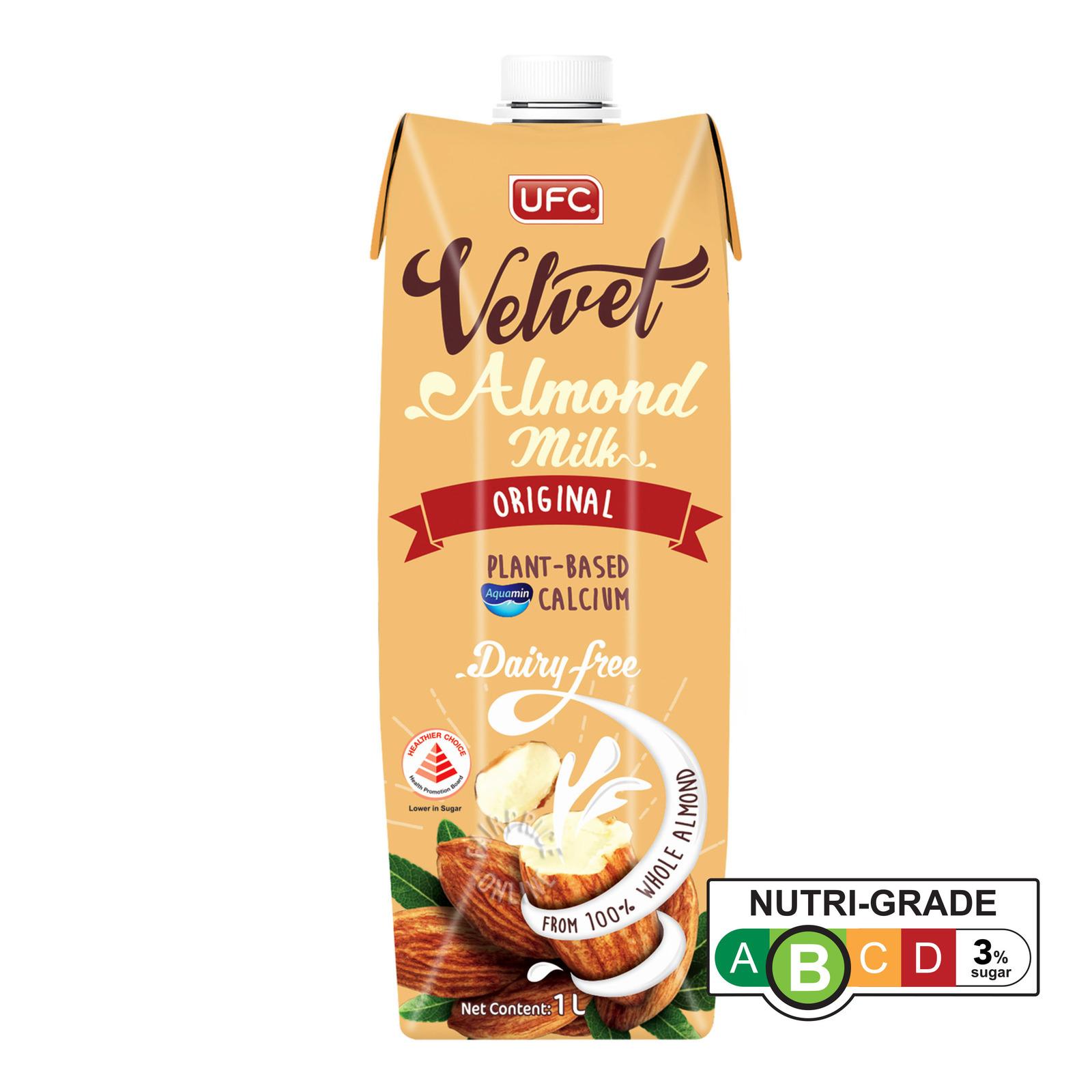 UFC Velvet Almond Milk - Original