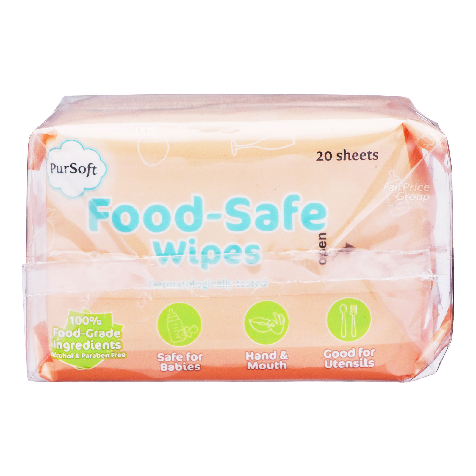 PurSoft Food-Safe Wipes