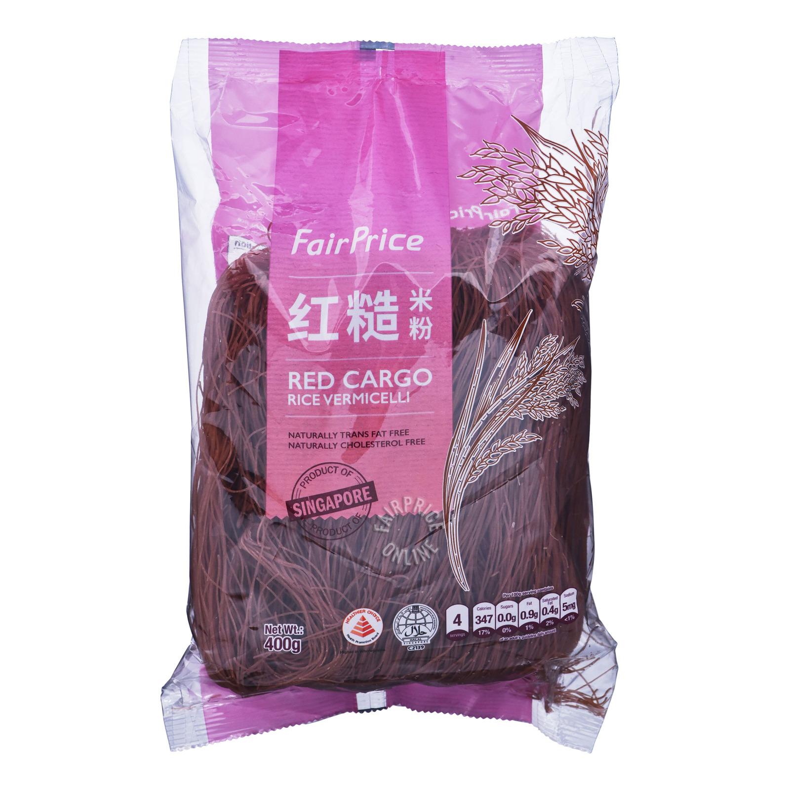 FairPrice Rice Vermicelli - Red Cargo