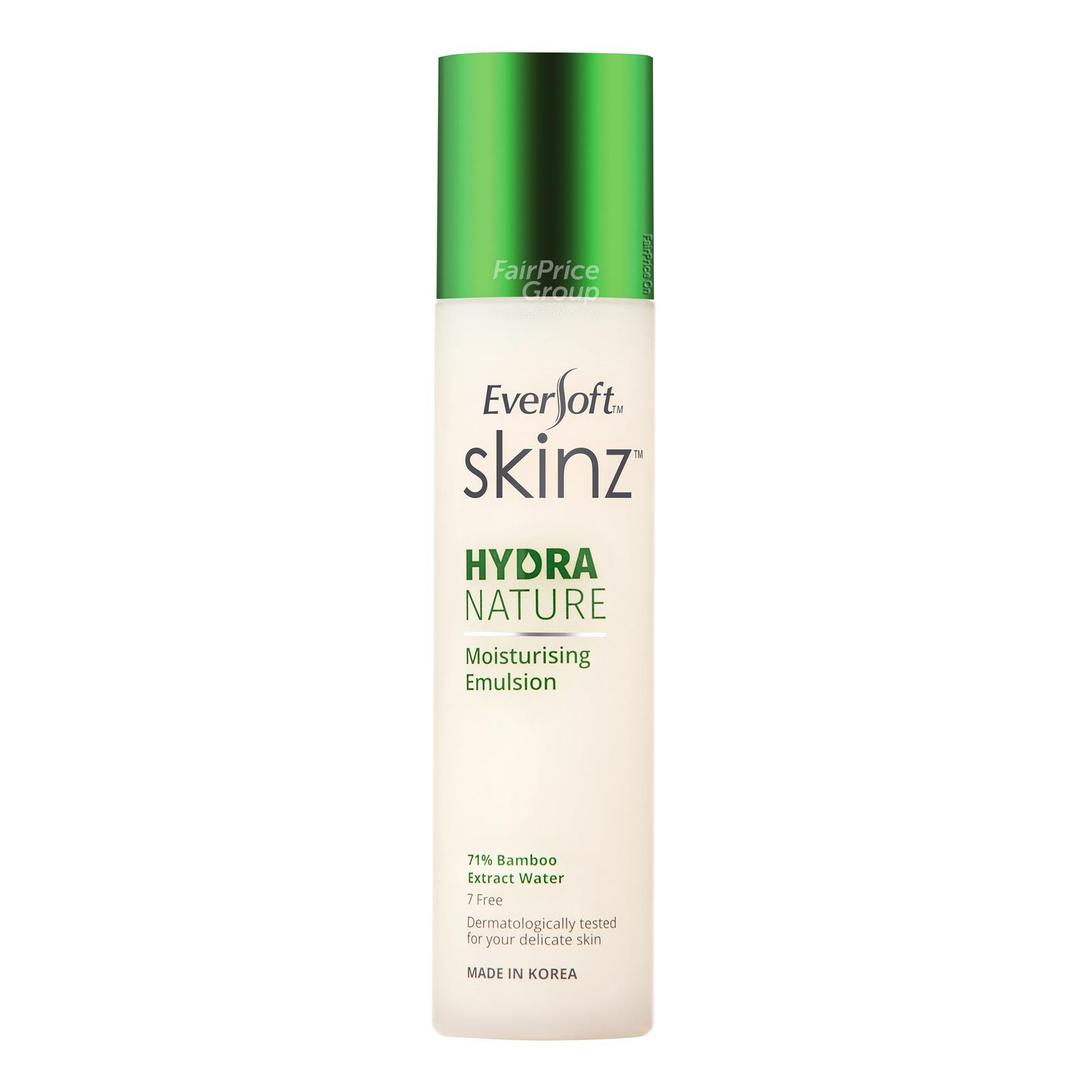 Eversoft Skinz Hydra Nature Moisturising Emulsion