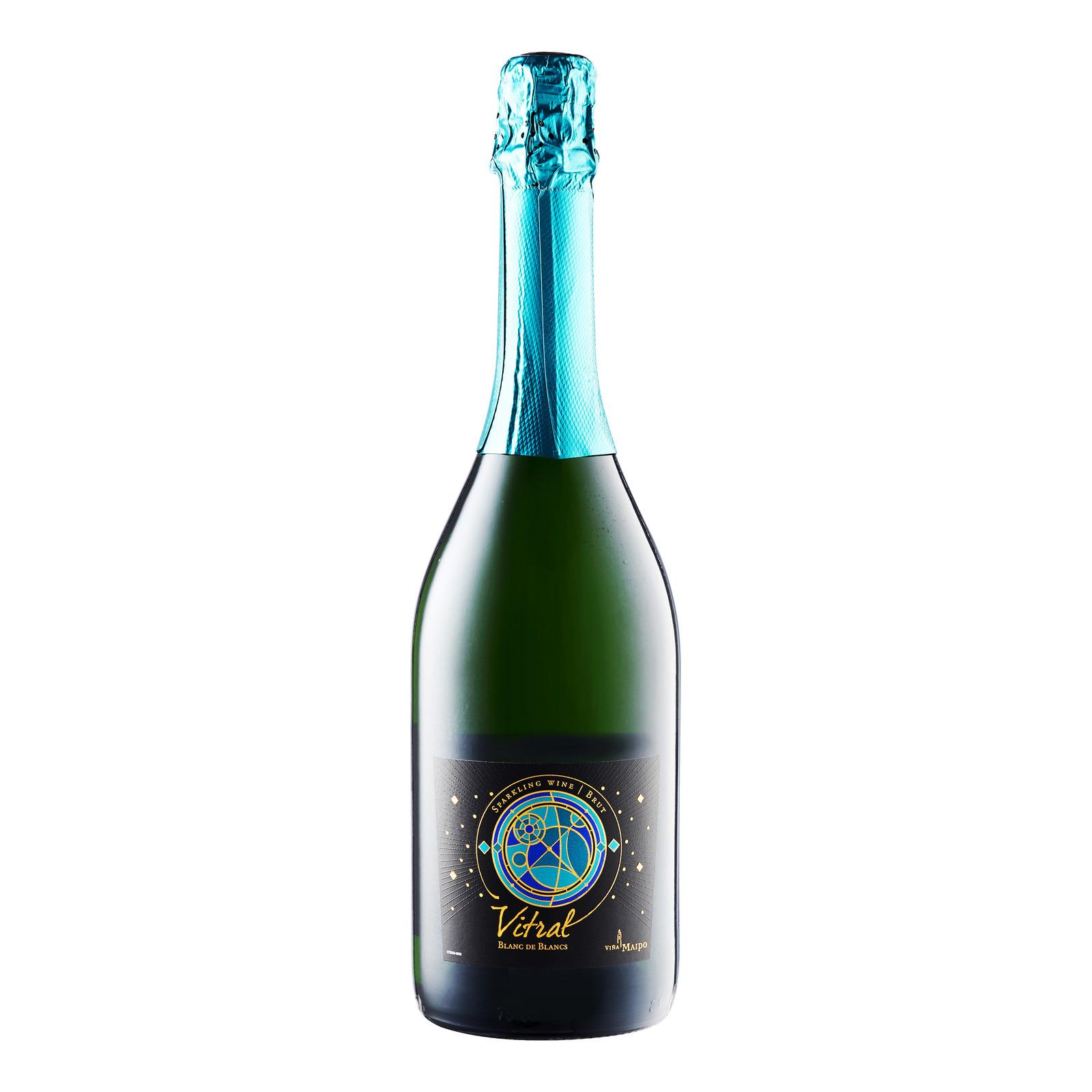 Vina Maipo Sparkling Wine - Vitral (Brut)