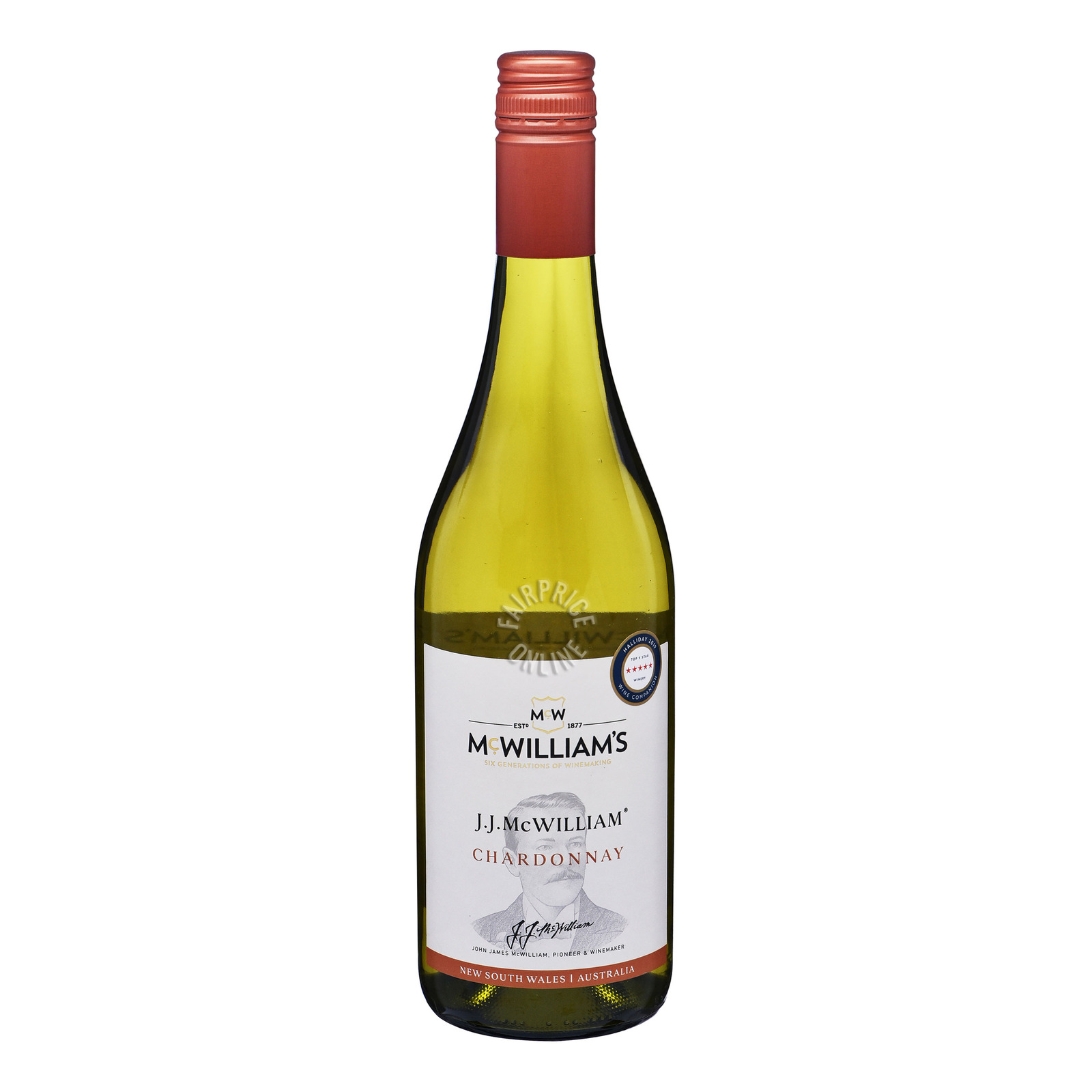 Mcwilliam's White Wine - Chardonnay