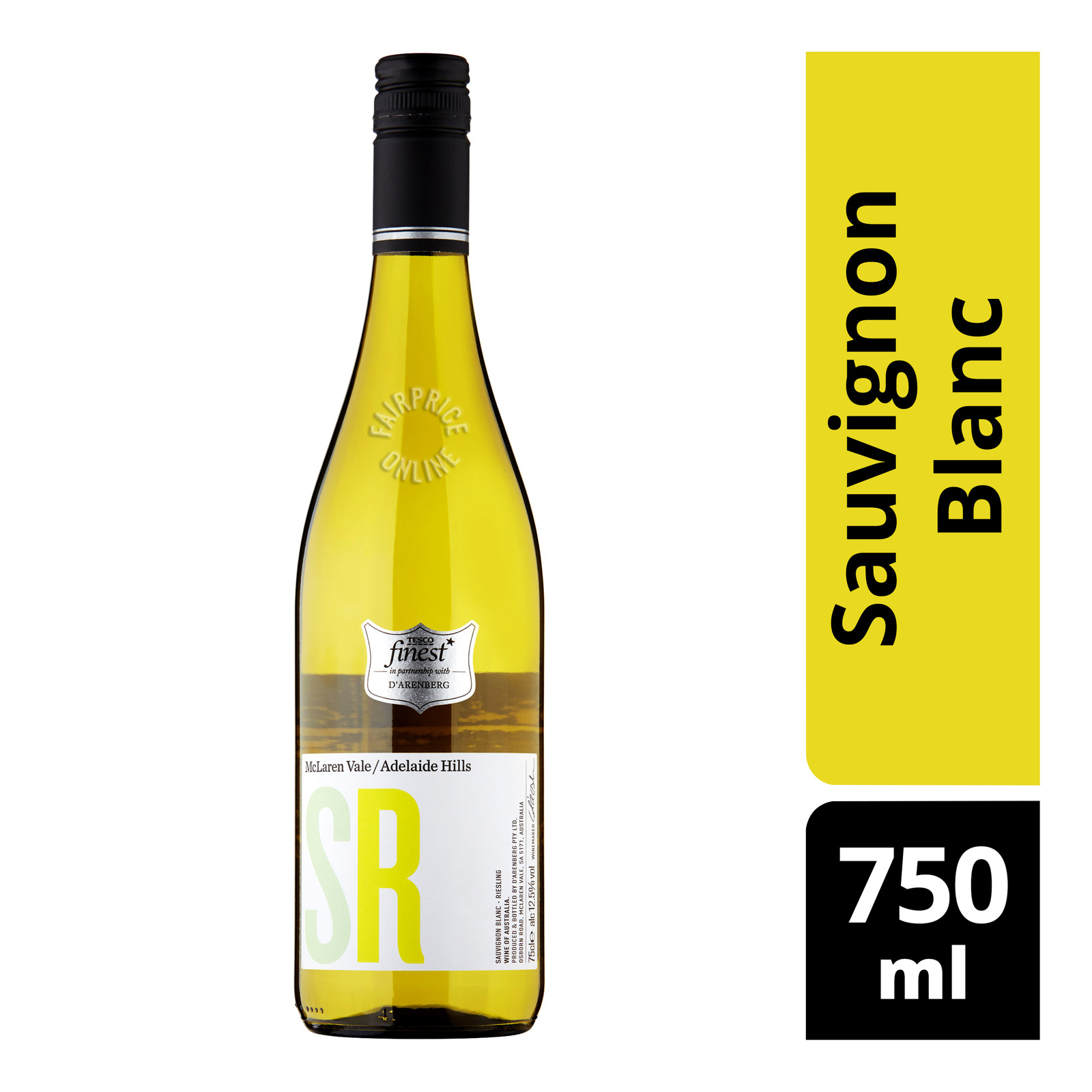 Tesco Finest White Wine - Sauvignon Blanc