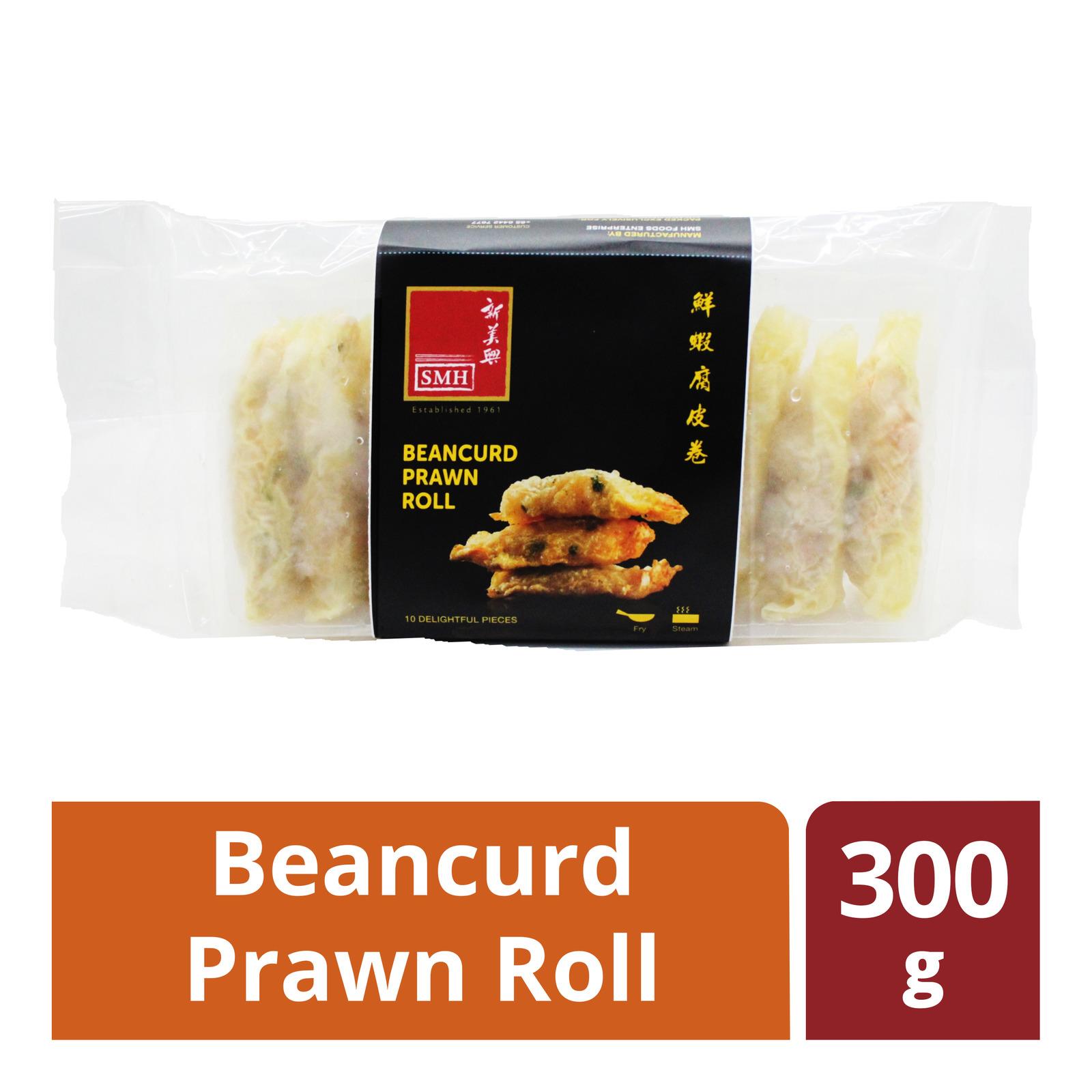 SMH Beancurd Prawn Roll