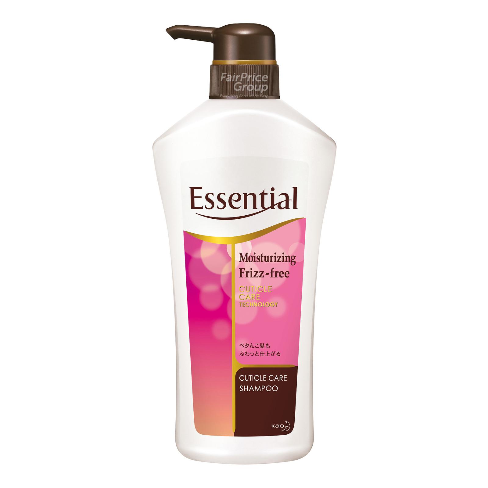 Essential Cuticle Care Shampoo - Moisturizing