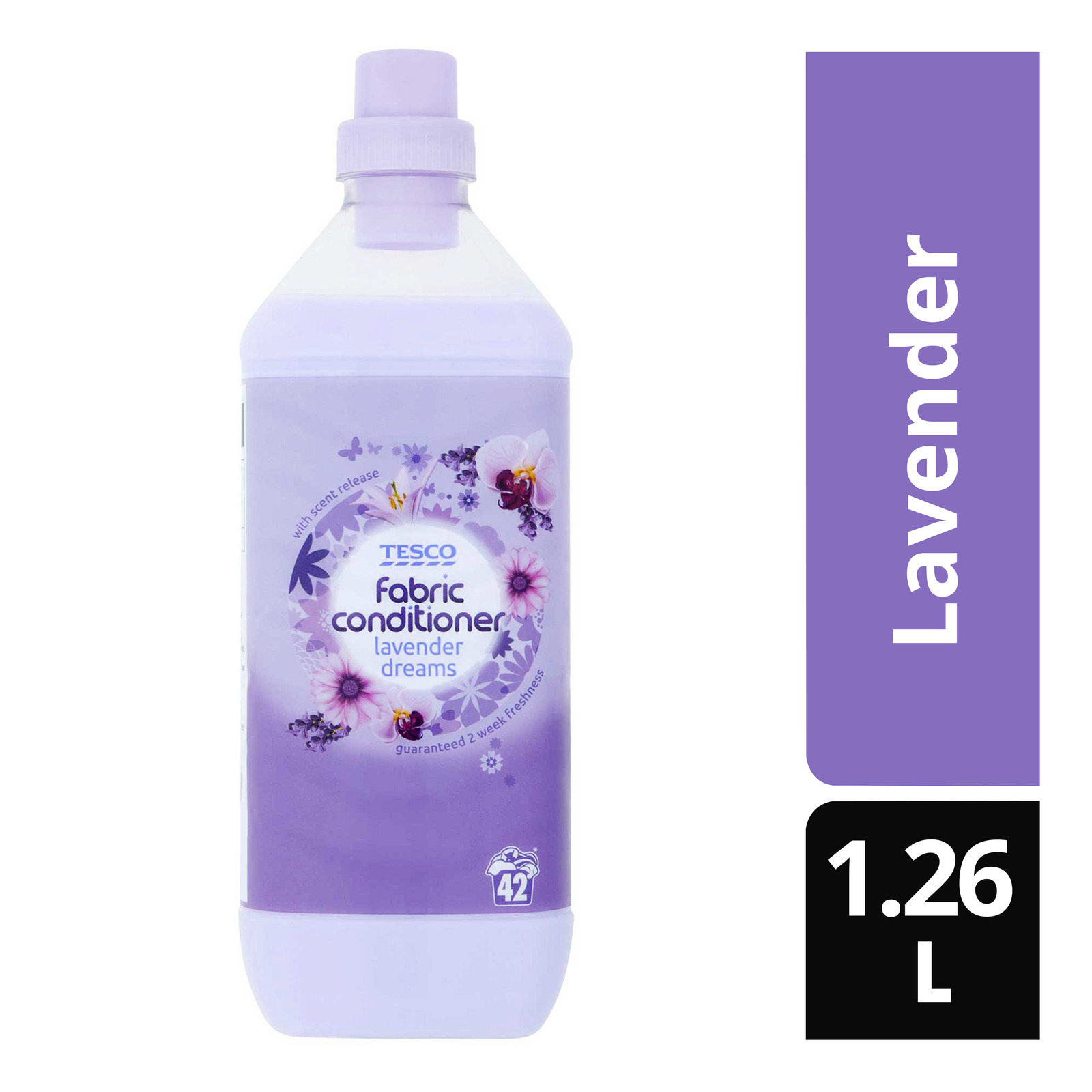 Tesco Concentrated Fabric Conditioner - Lavender Dreams