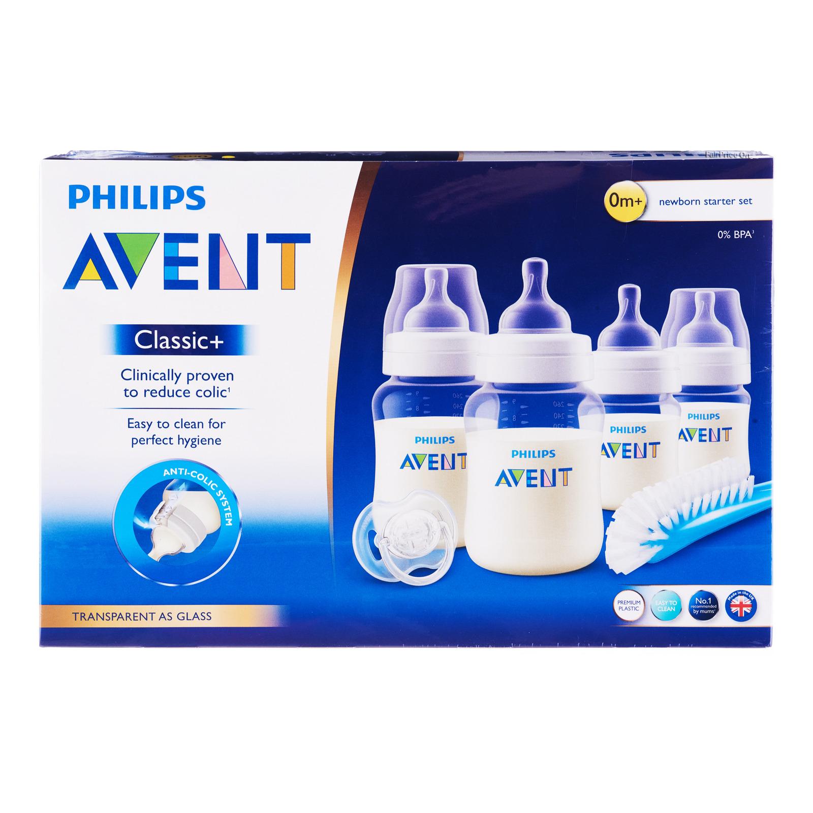 Philips Avent Newborn Starter Set - Classic+ PA