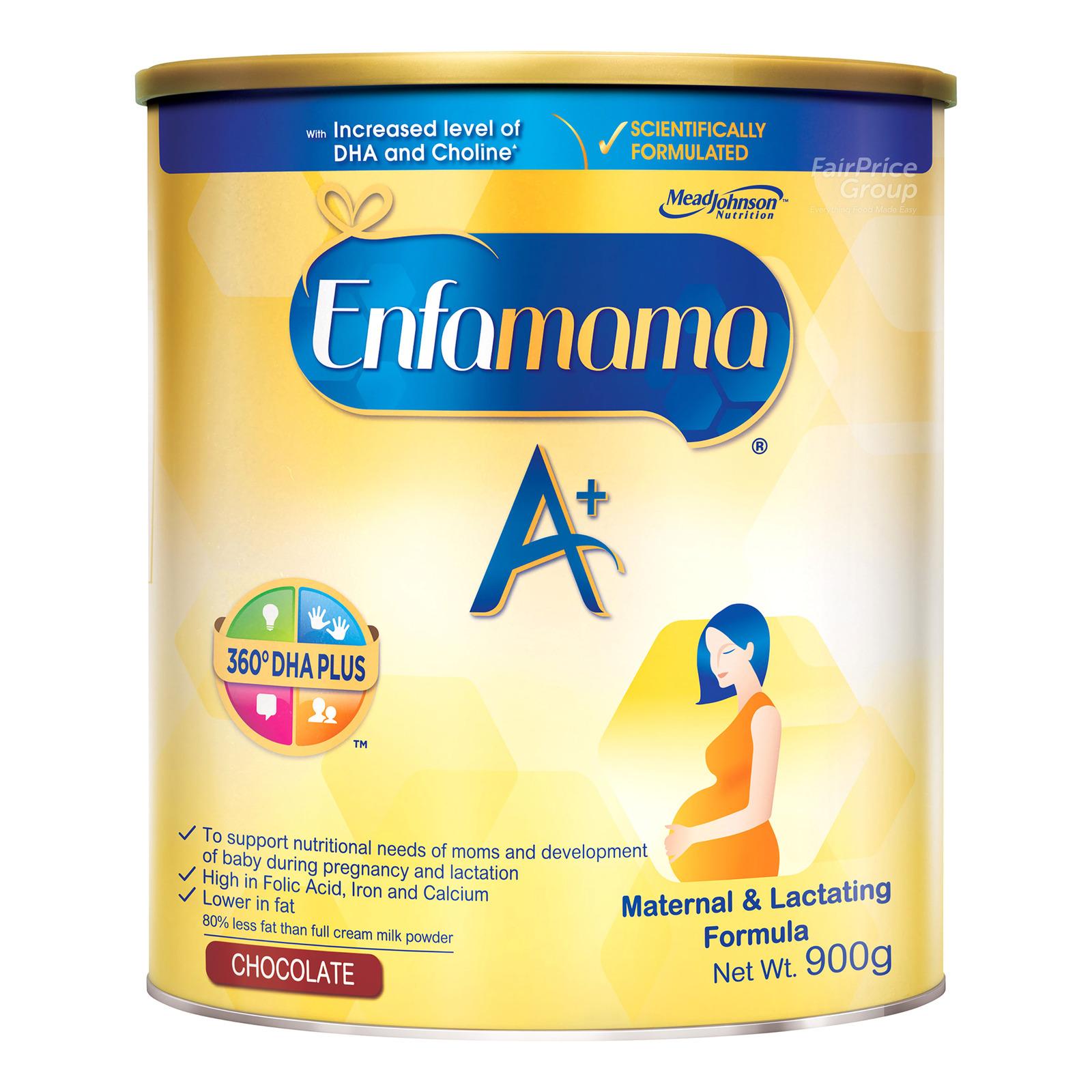 Enfamama A+ Maternal Formula Powder Milk Pregnancy & Lactation Chocolatte