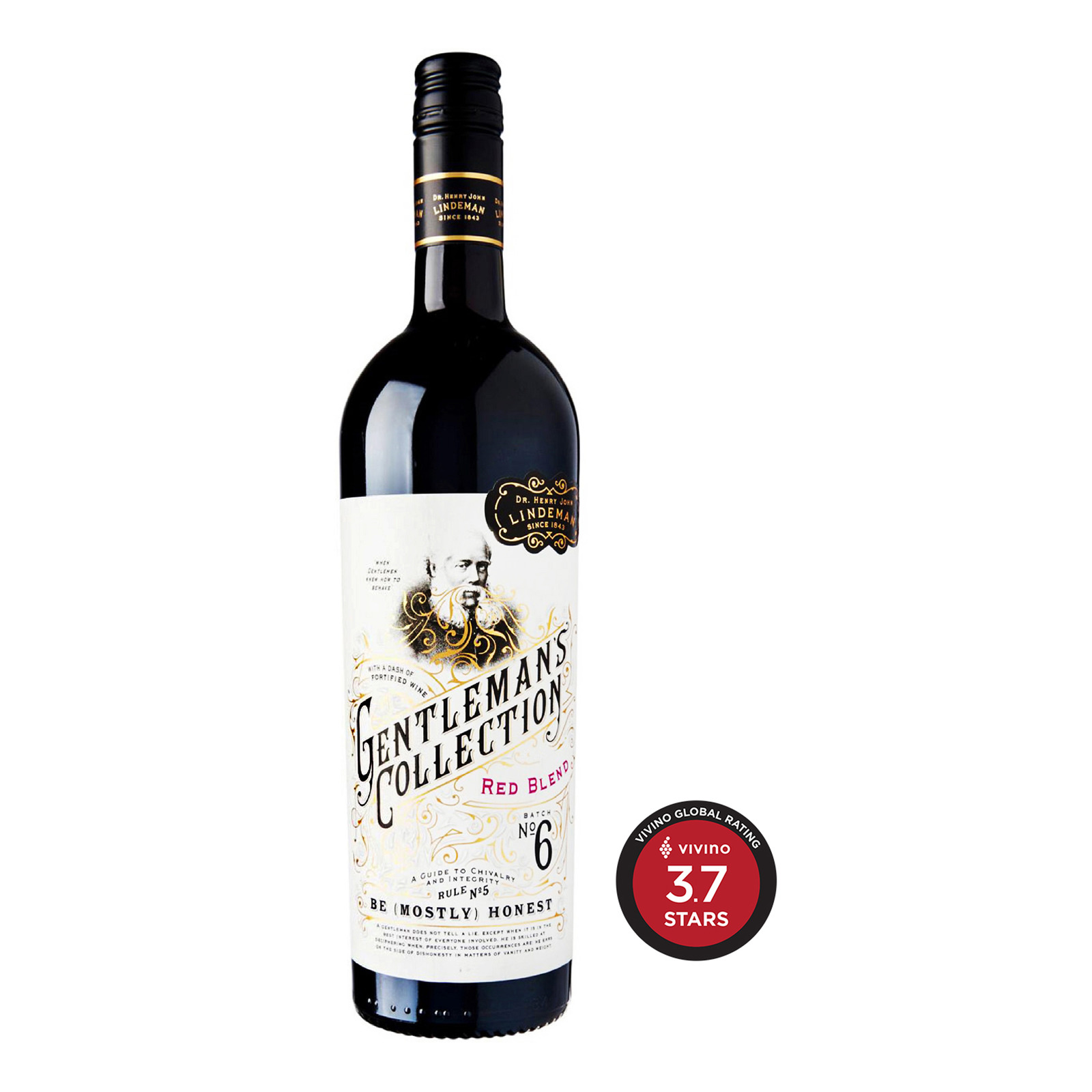 Lindeman Gentleman's Collection Red Wine - Red Blend