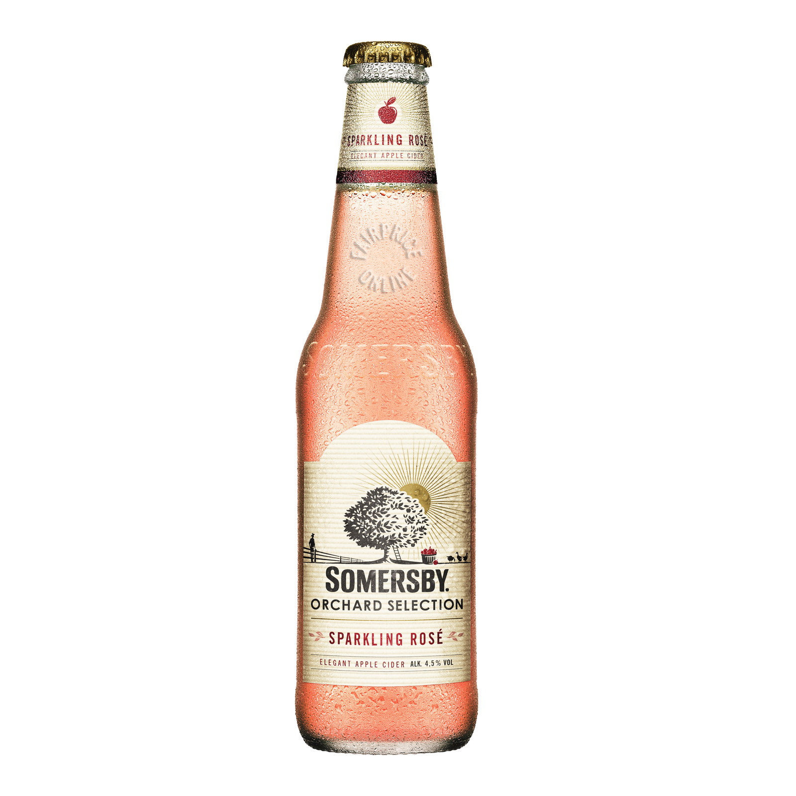 Somersby Bottle Cider - Apple Sparkling Rose