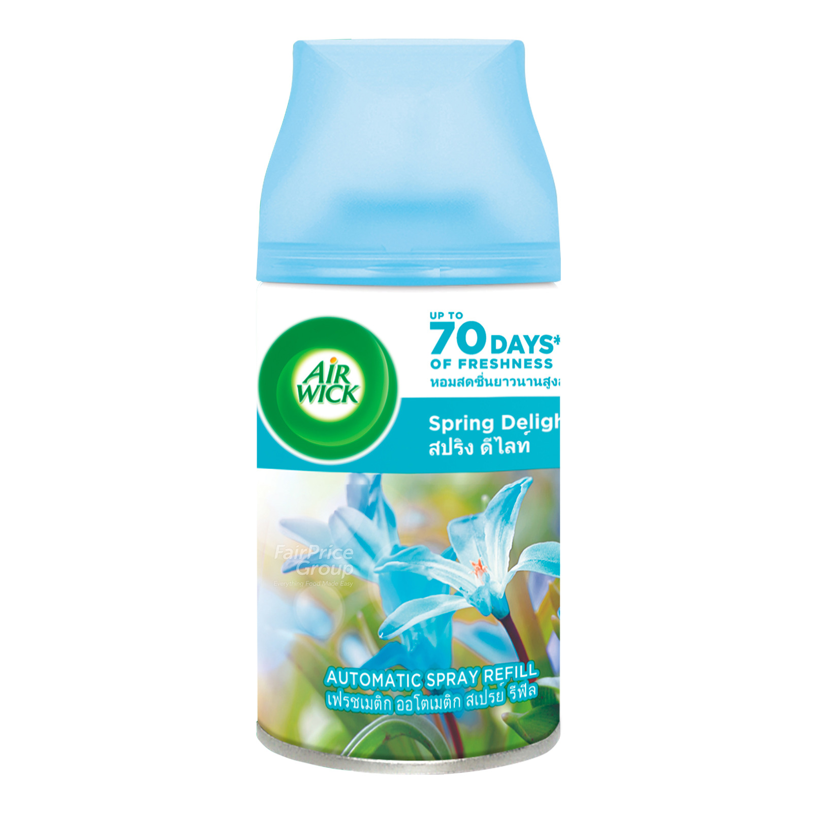 Air Wick Freshmatic Compact Automatic Spray Spring Delight Refill