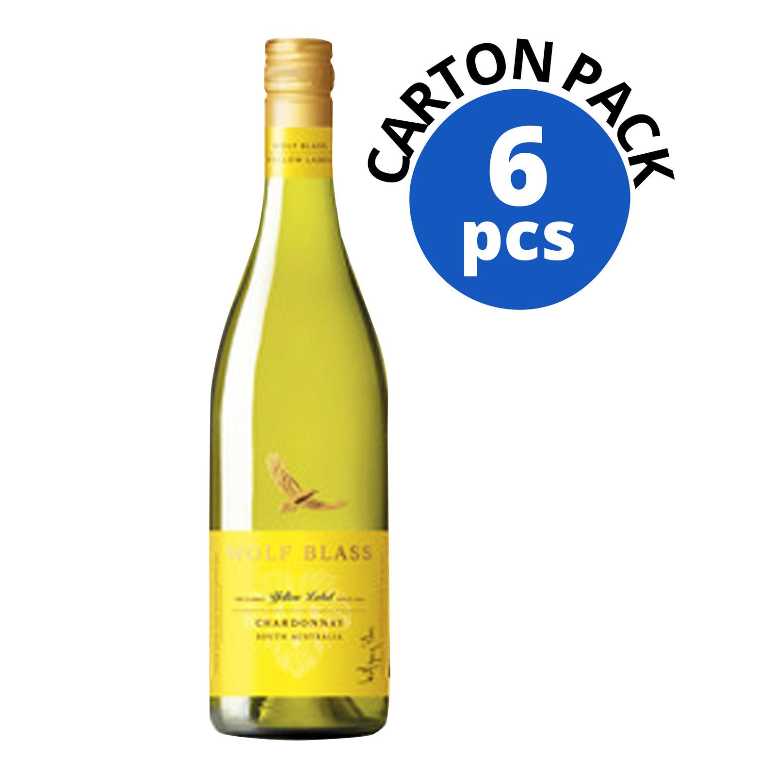 Wolf Blass Yellow Label White Wine - Chardonnay
