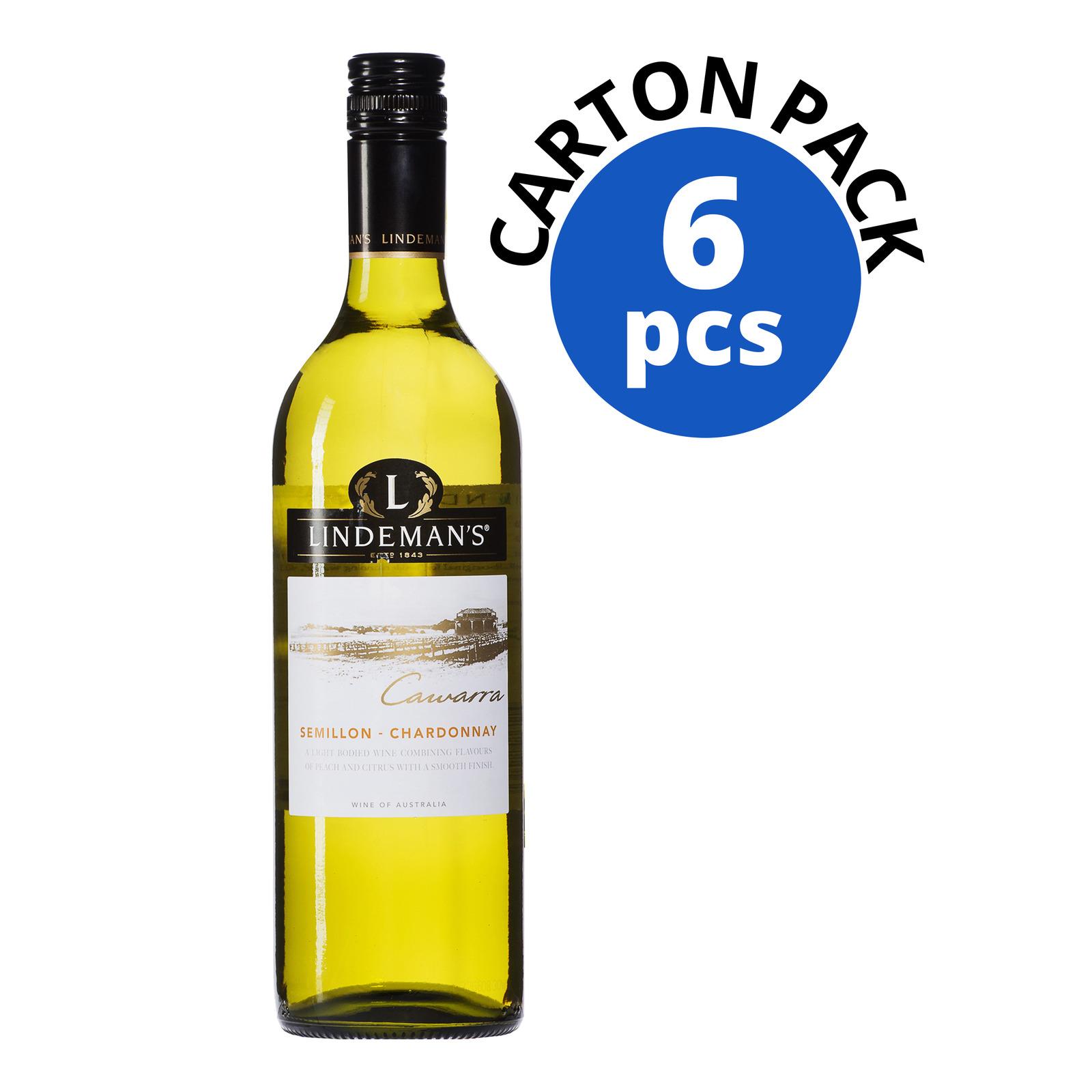 Lindeman's Cawarra White Wine - Semillon-Chardonnay