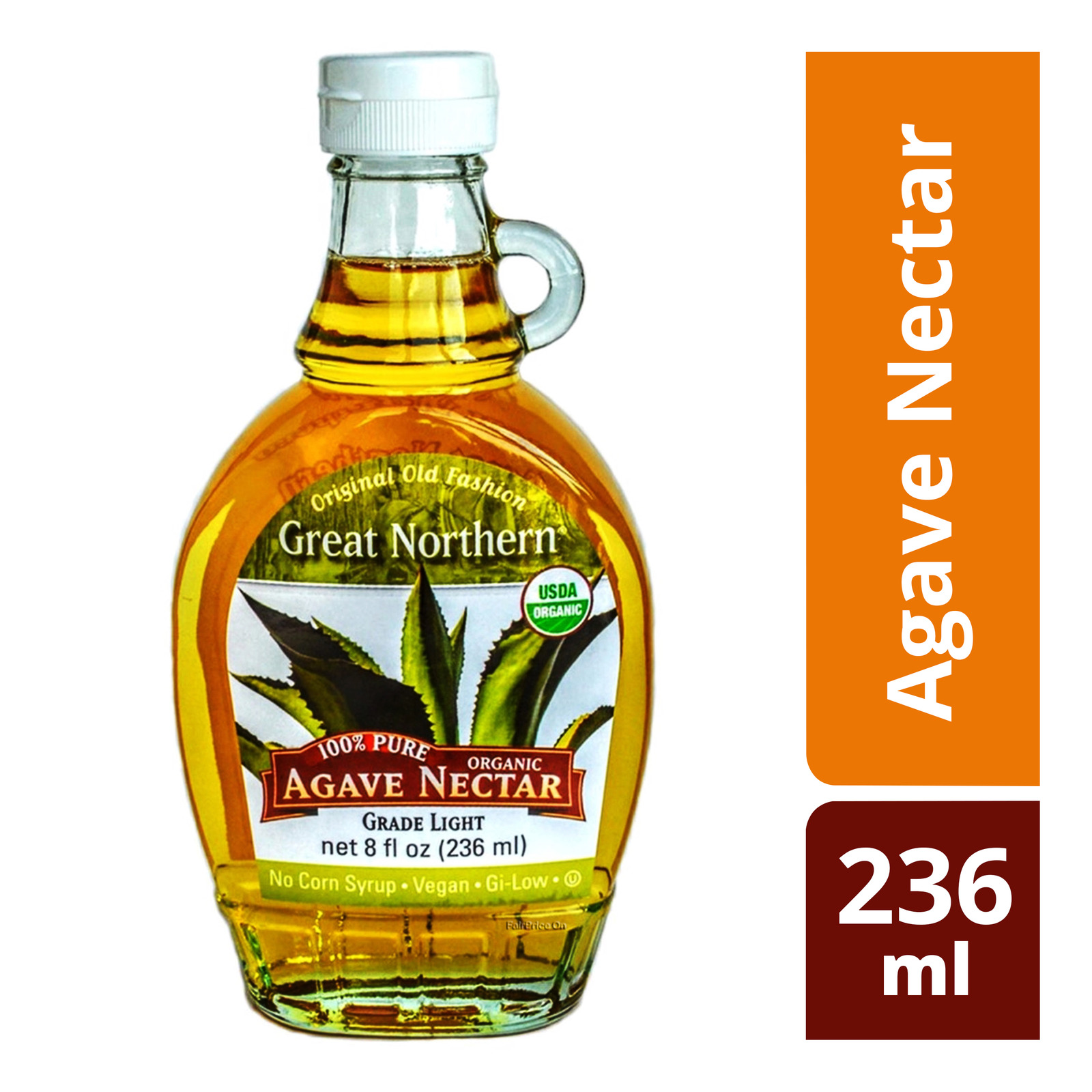 Great Northern Organic Syrup - Agave Nectar