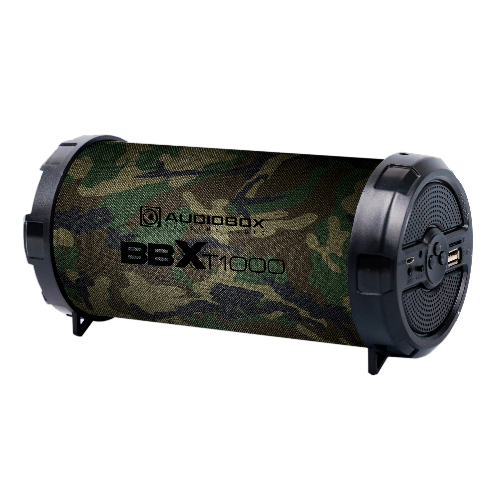 Audiobox BBXT1000 Bluetooth Speaker - Camo