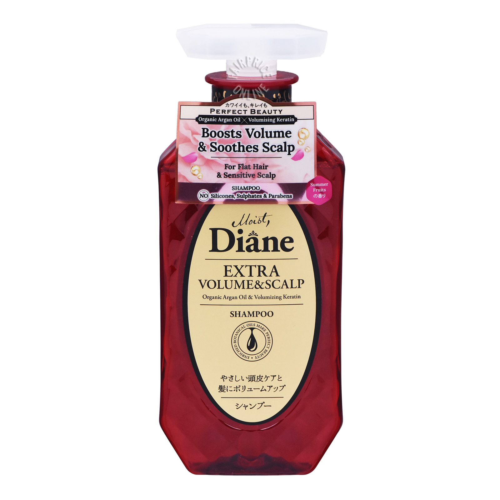 Moist Diane Shampoo - Extra Volume & Scalp