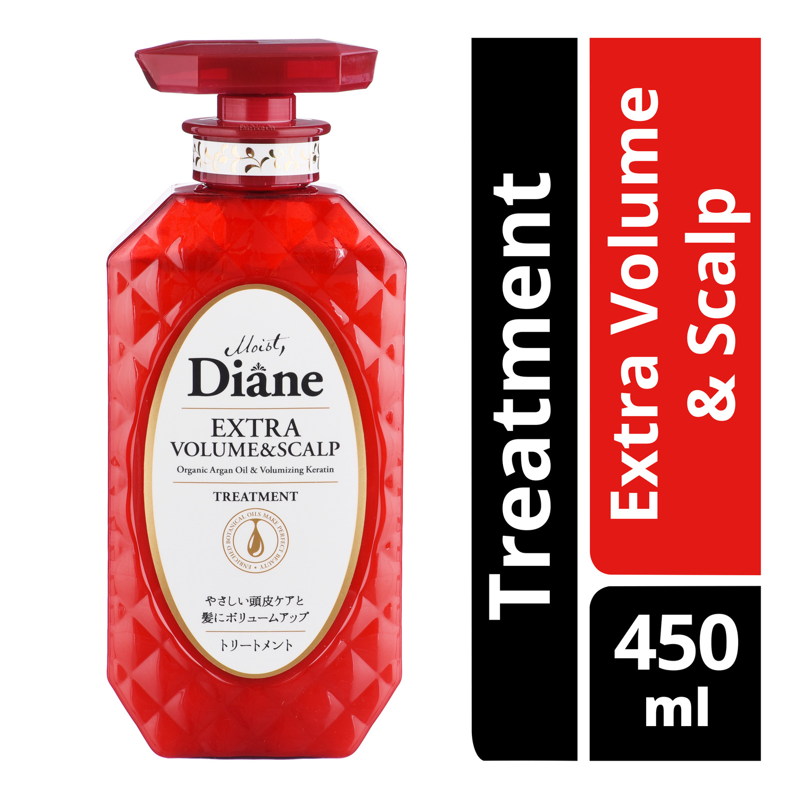 Moist Diane Treatment - Extra Volume & Scalp