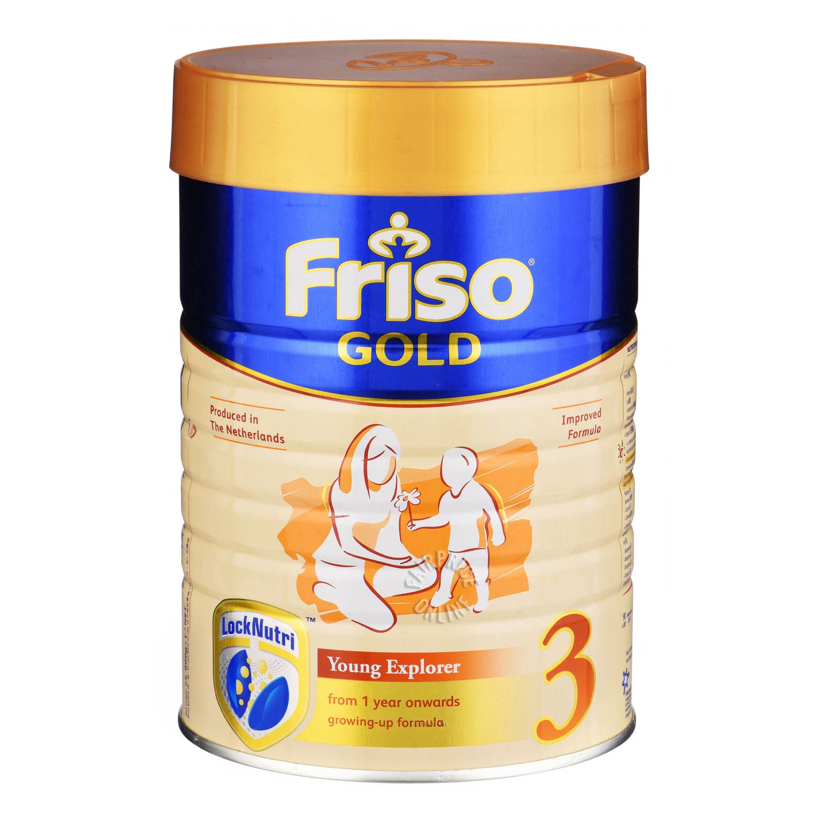 FRISO Gold Growing Up Milk Formula Stage 3 - 900g