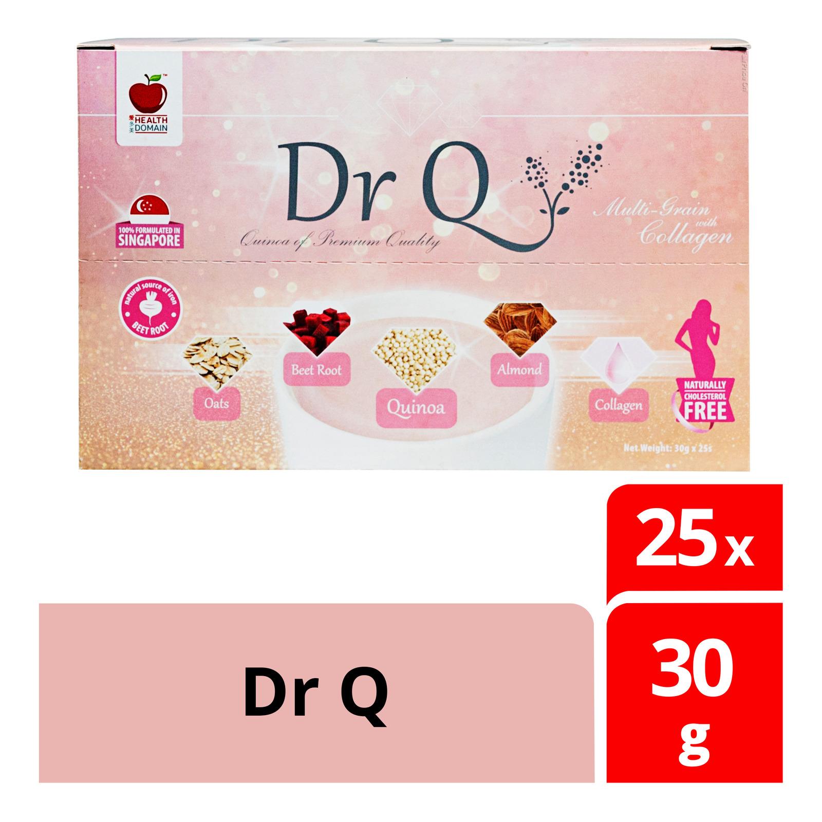 Health Domain Dr Q Multi Grain with Collagen