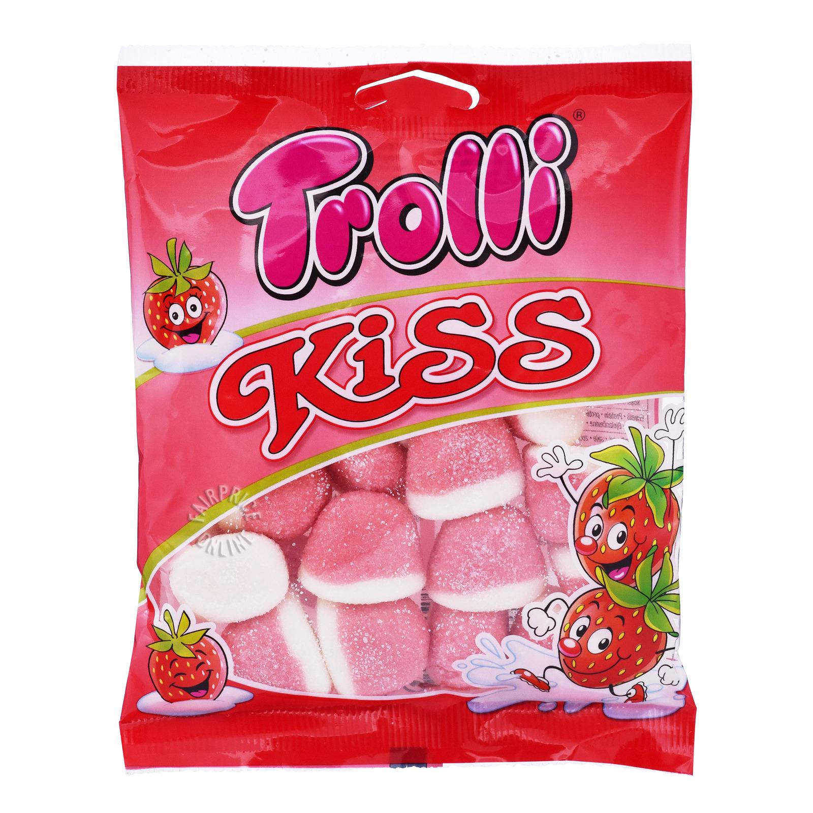 Trolli Gummy - Kiss