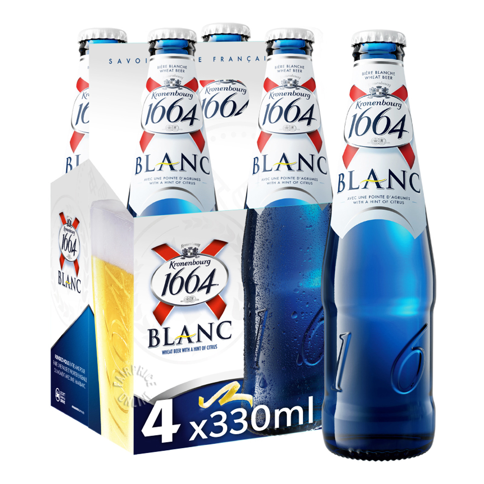 Kronenbourg 1664 Bottle Beer - Blanc