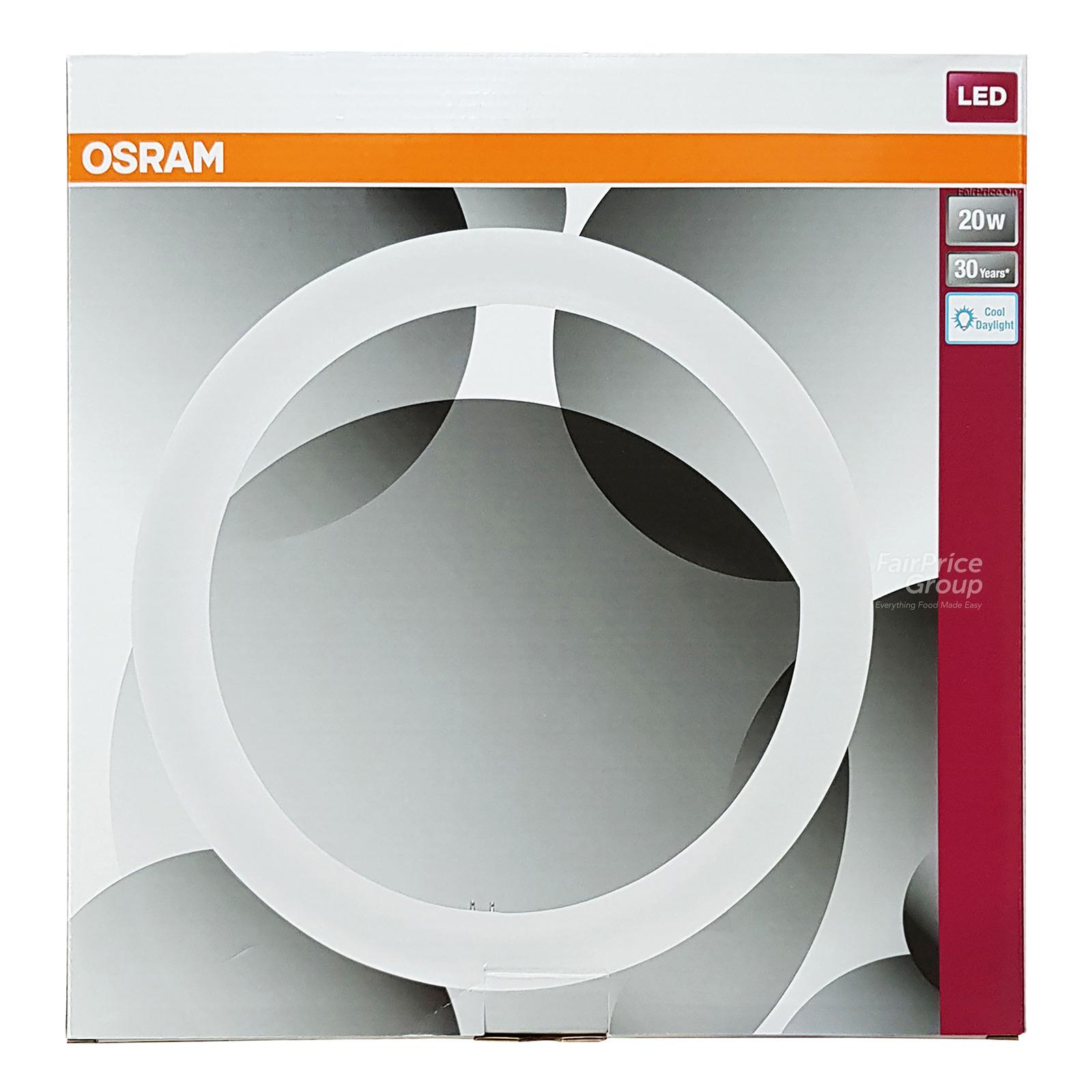 Osram LED Circular Fluorescent Lamp - Cool Daylight (20 W)