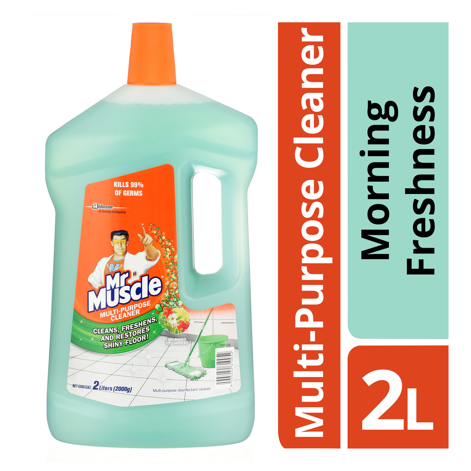 Mr Muscle Multi-Purpose Cleaner - Morning Freshness