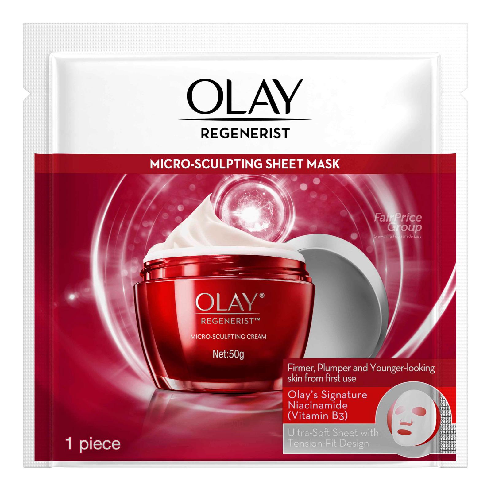 Olay Magnemasks Sheet Masks - Rejuvenating