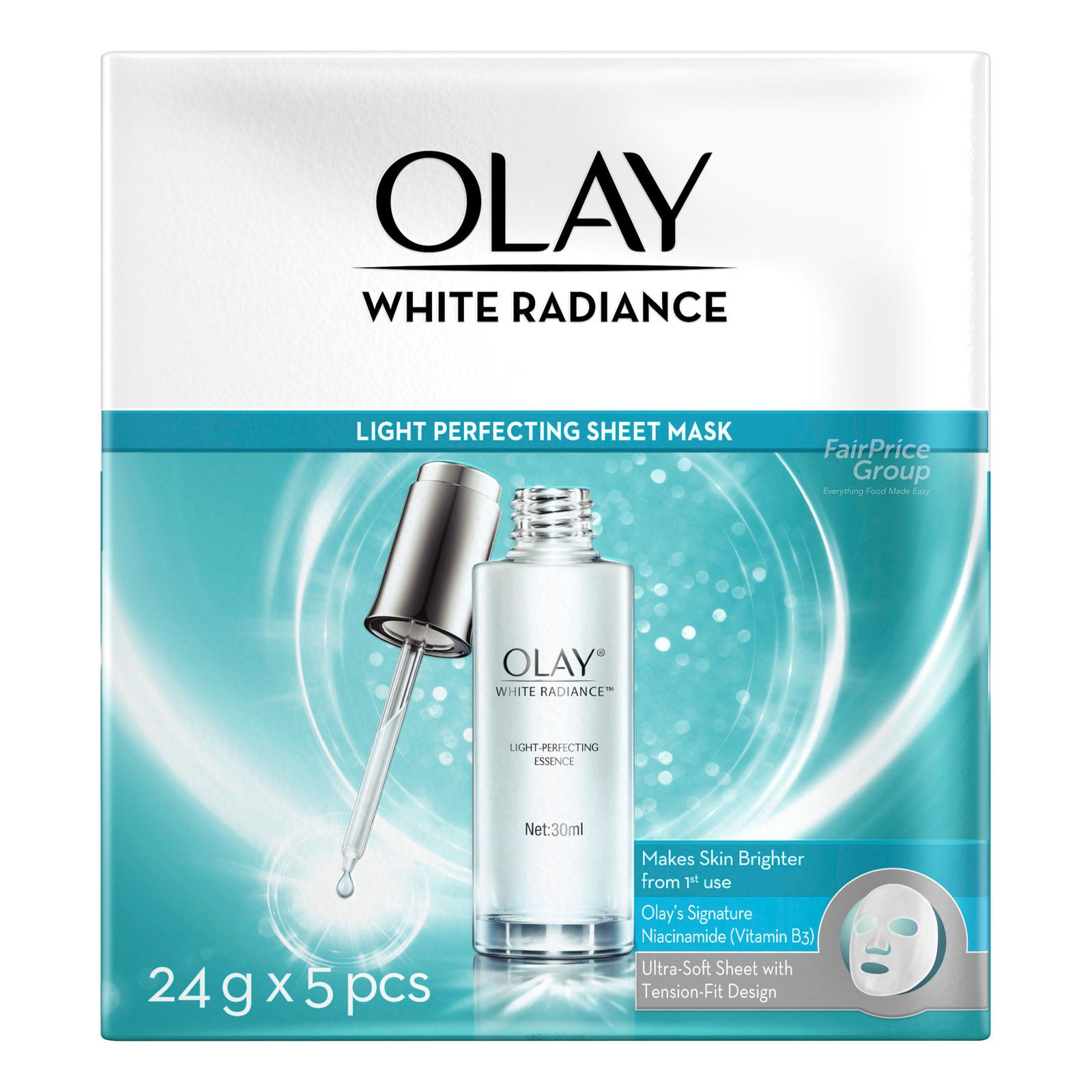 Olay Magnemasks Sheet Masks - Whitening