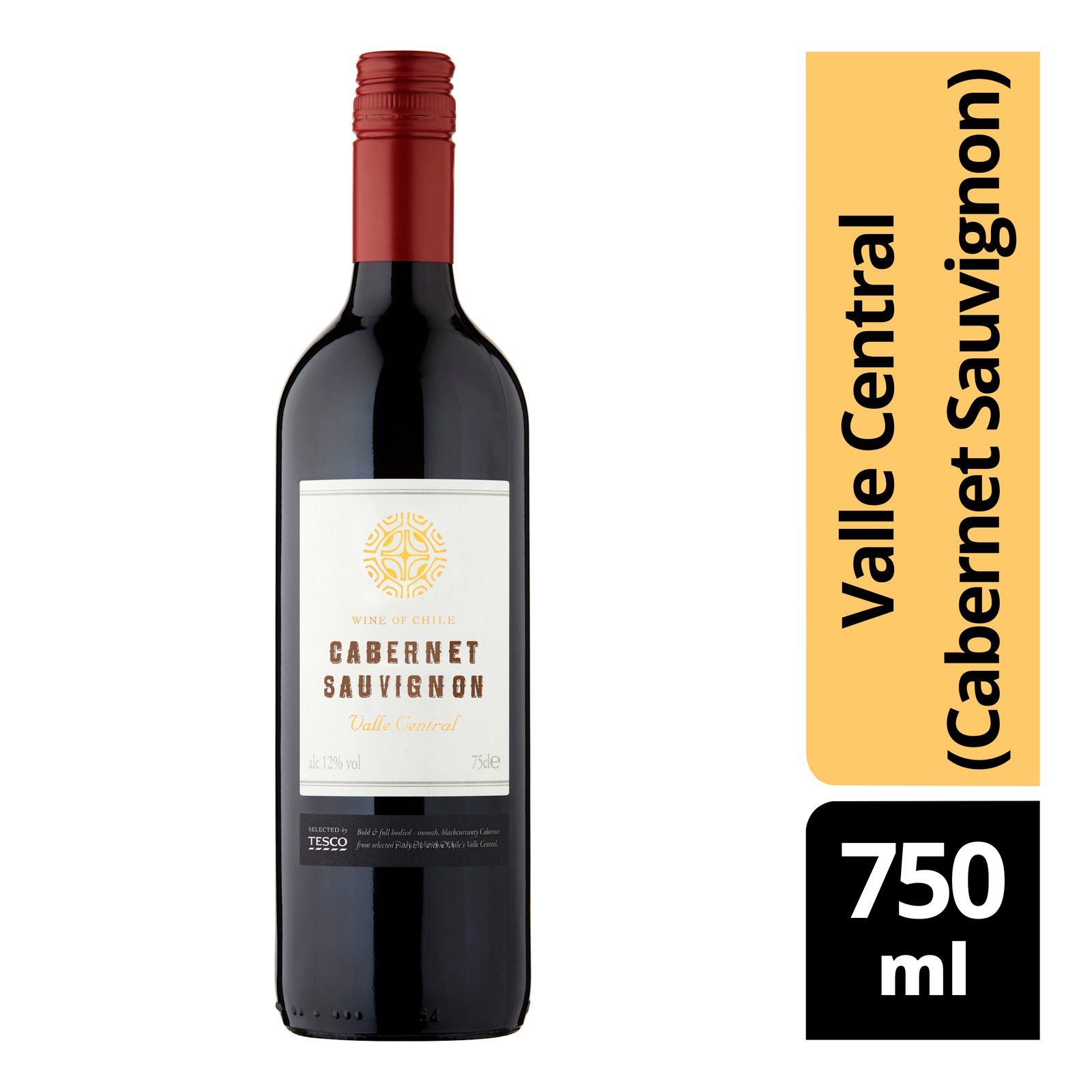 Tesco Red Wine - Valle Central (Cabernet Sauvignon)
