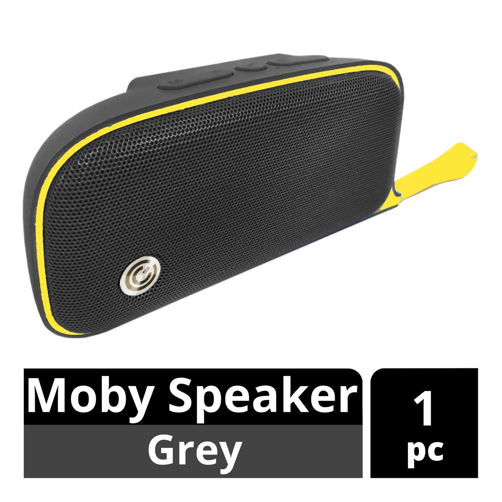 Sonic Gear P5000 Moby Speaker - Grey