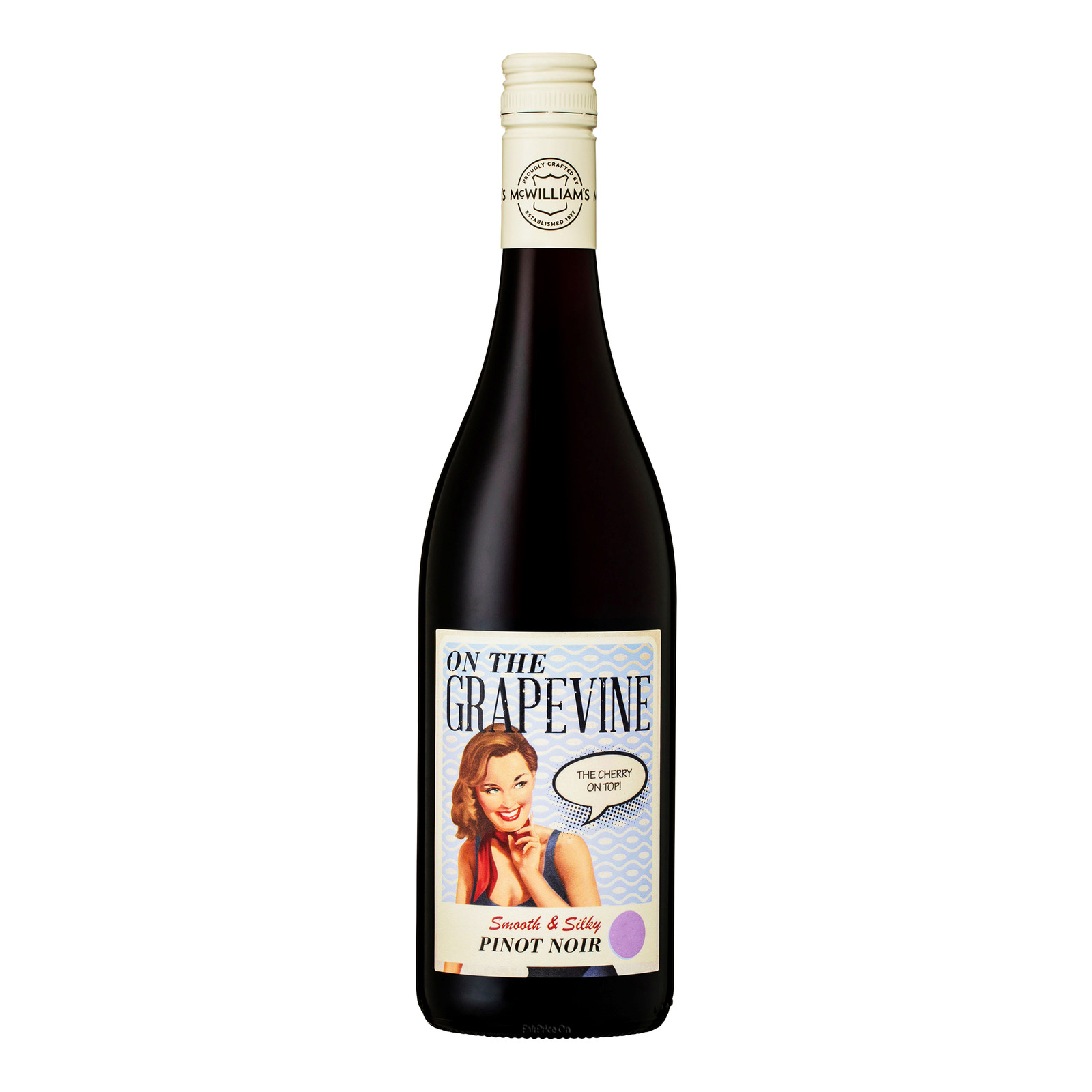 On The Grapevine Red Wine - Pinot Noir