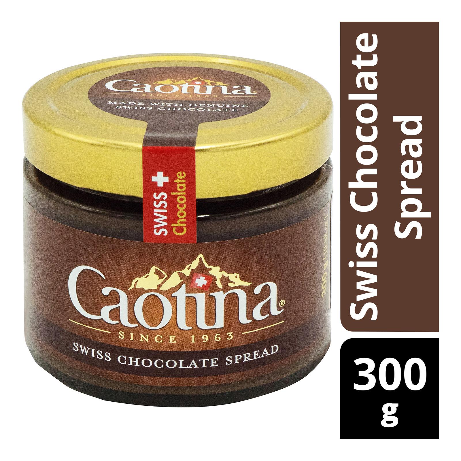 Caotina Swiss Chocolate Spread