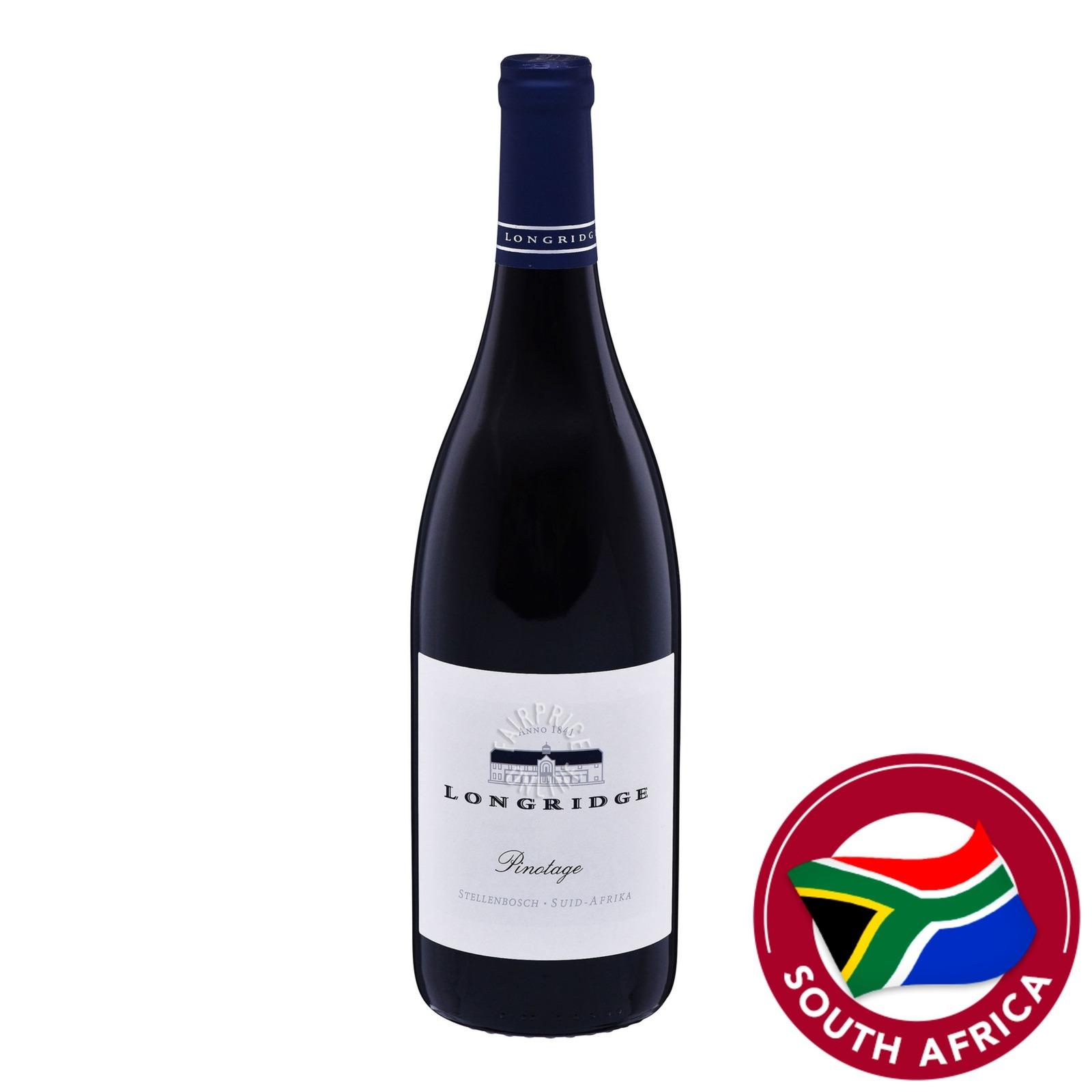 Longridge Red Wine - Pinotage