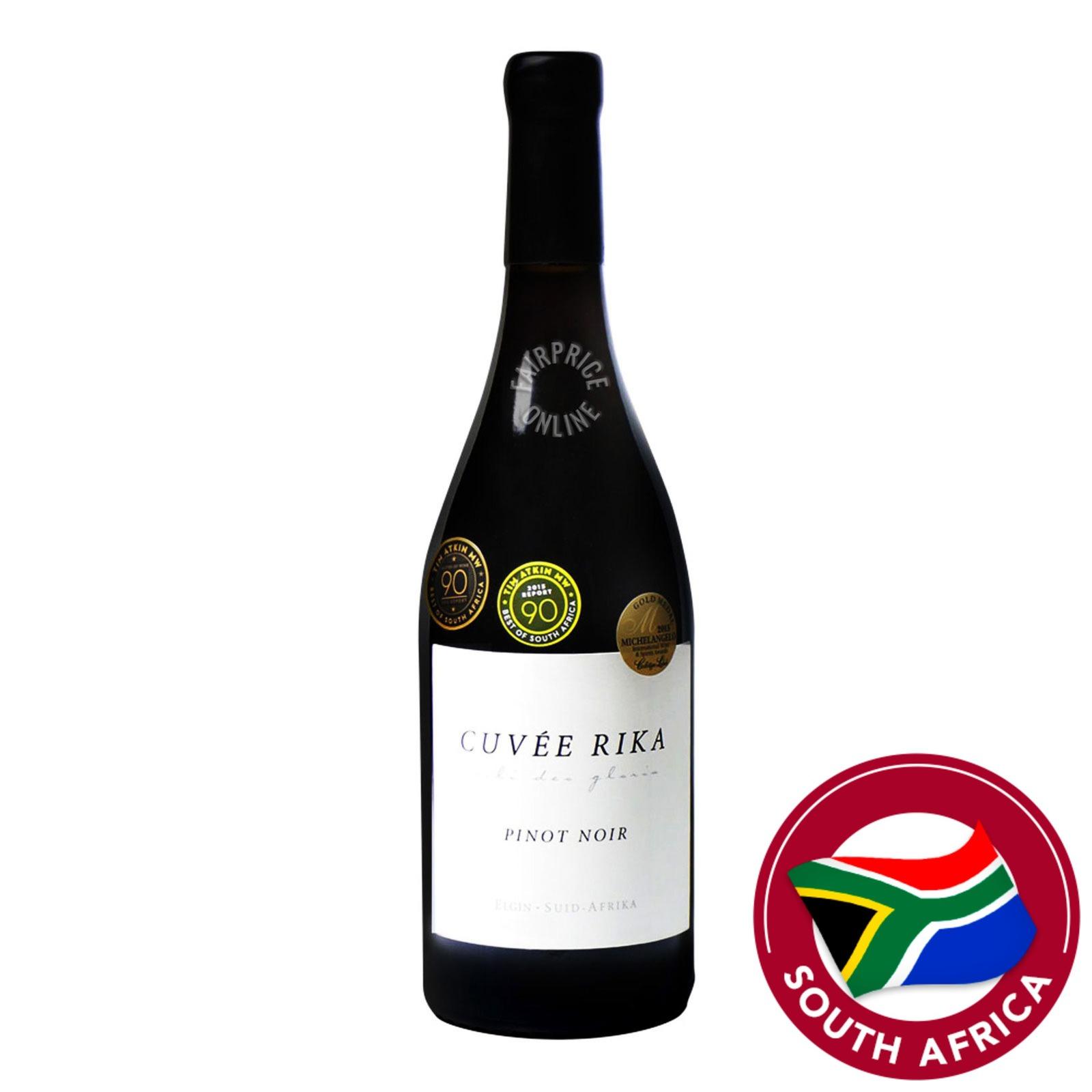Longridge Cuvee Rika Red Wine - Pinot Noir
