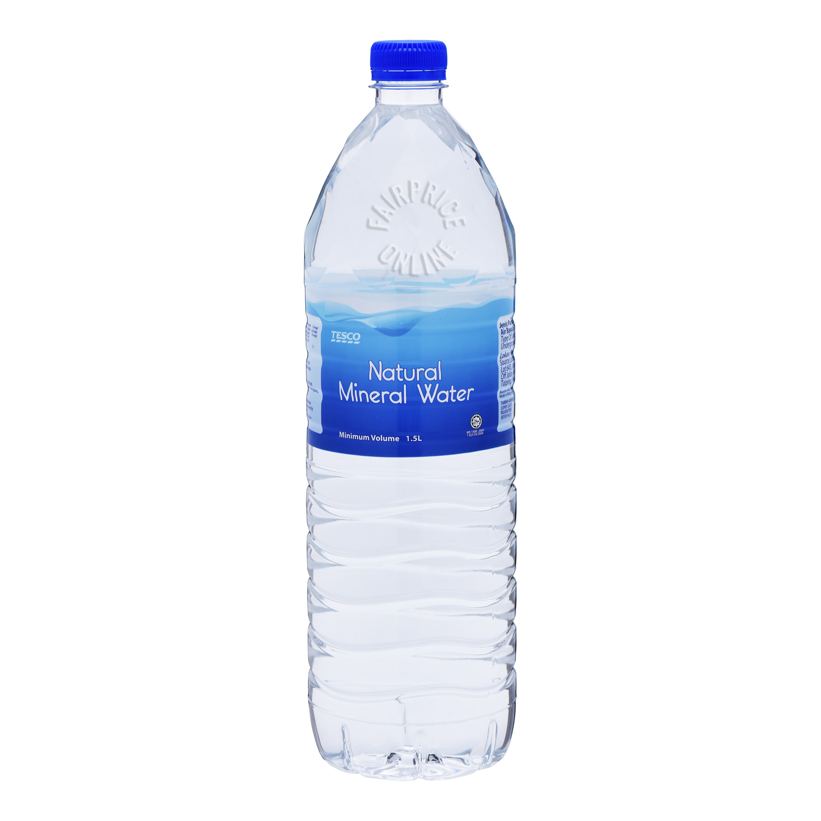 Tesco Natural Mineral Water