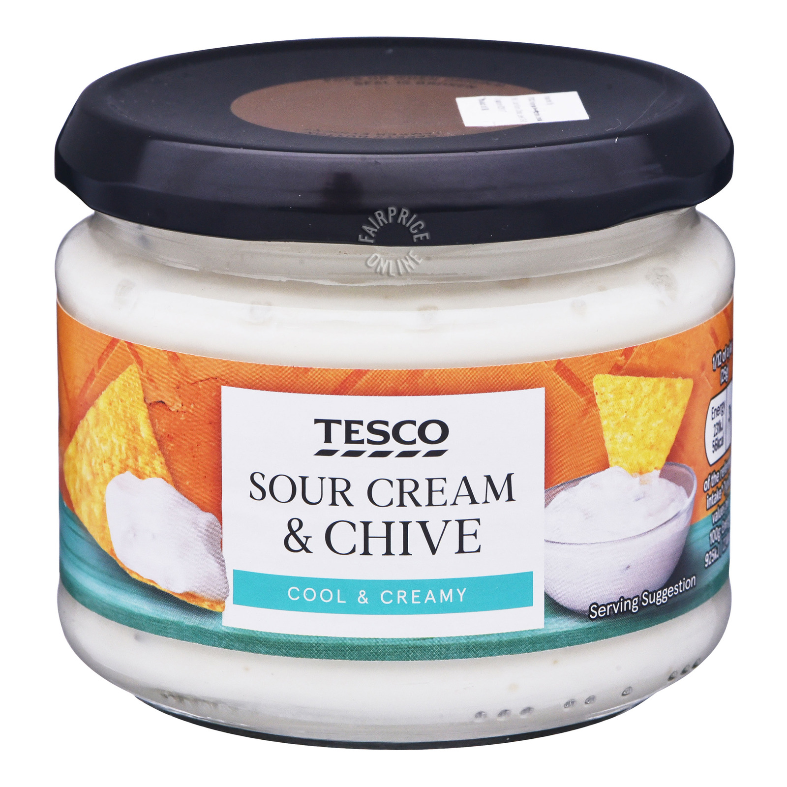 Tesco Dip - Soured Cream & Chive