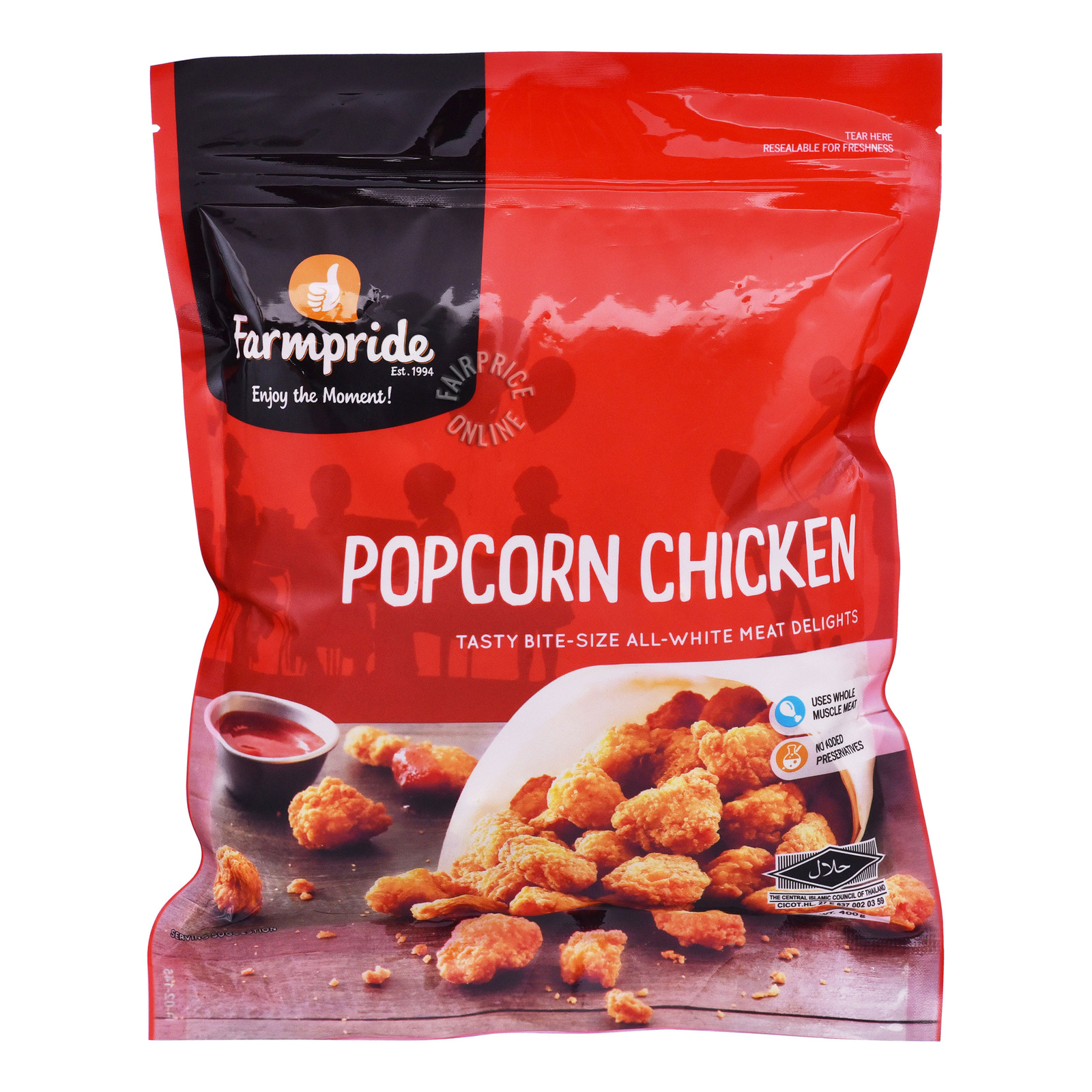 Farmpride Frozen Popcorn Chicken