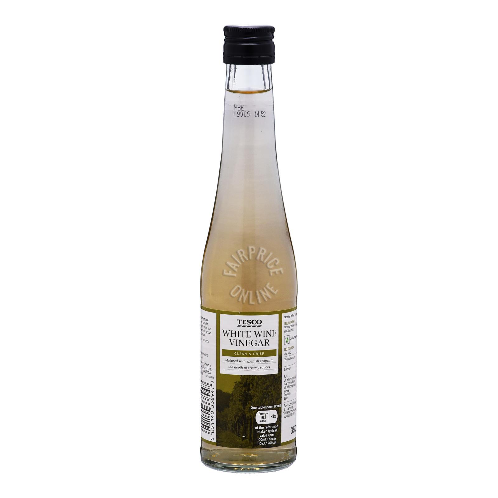 Tesco White Wine Vinegar