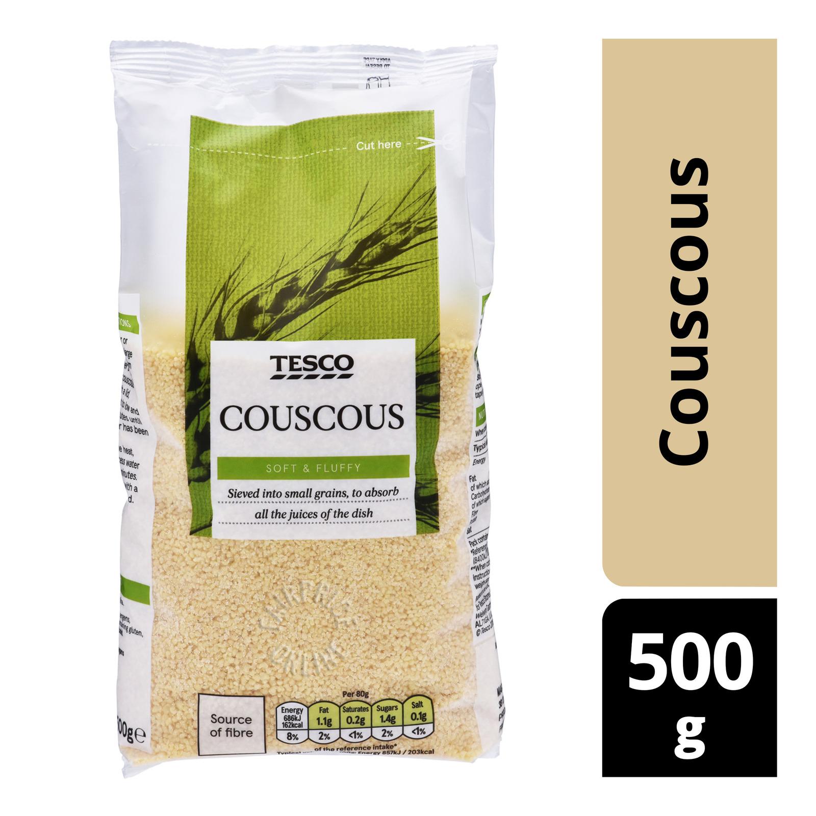 Tesco Couscous