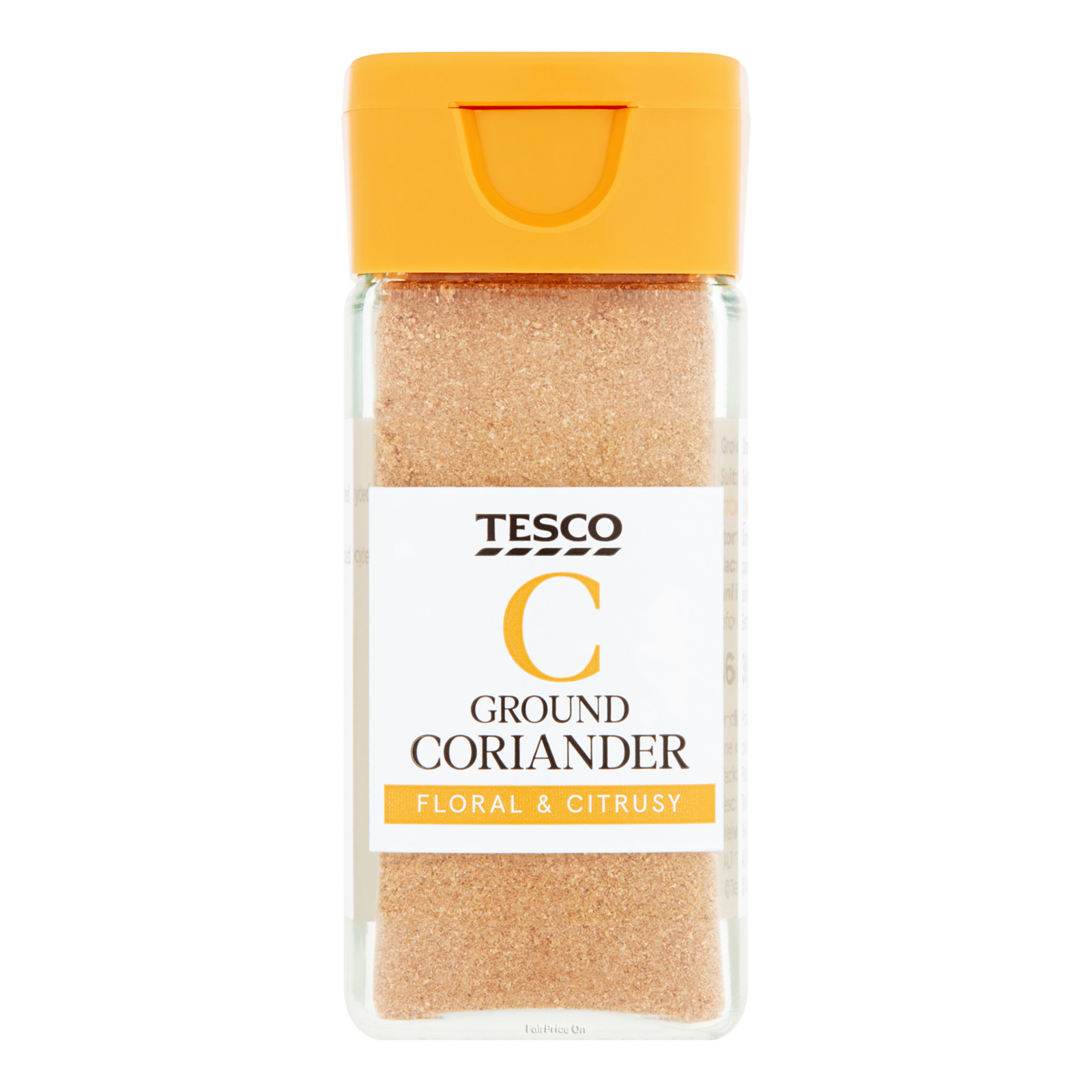 Tesco Ground Spice - Coriander