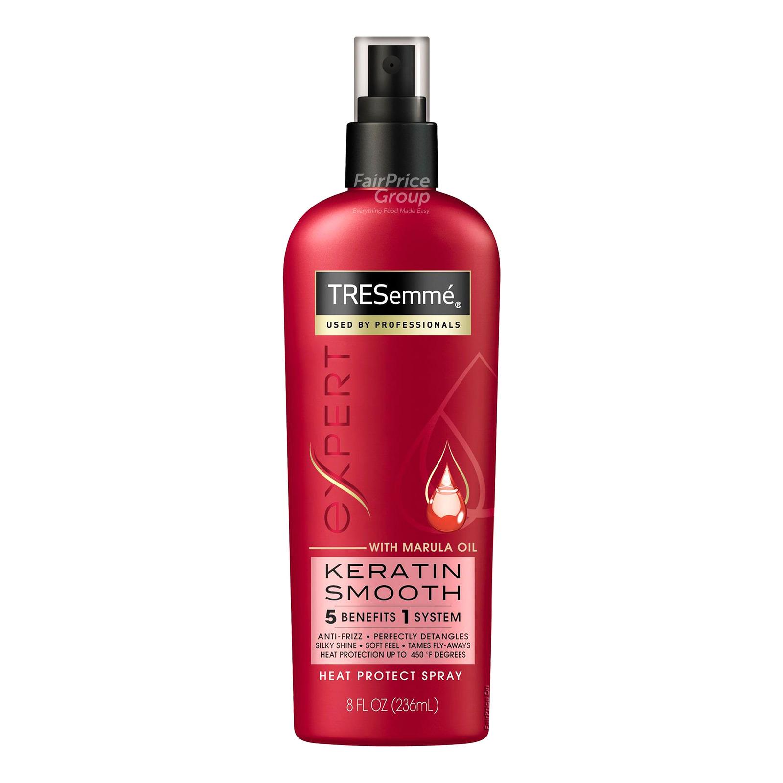 TRESemme Expert Heat Protect Spray - Keratin Smooth