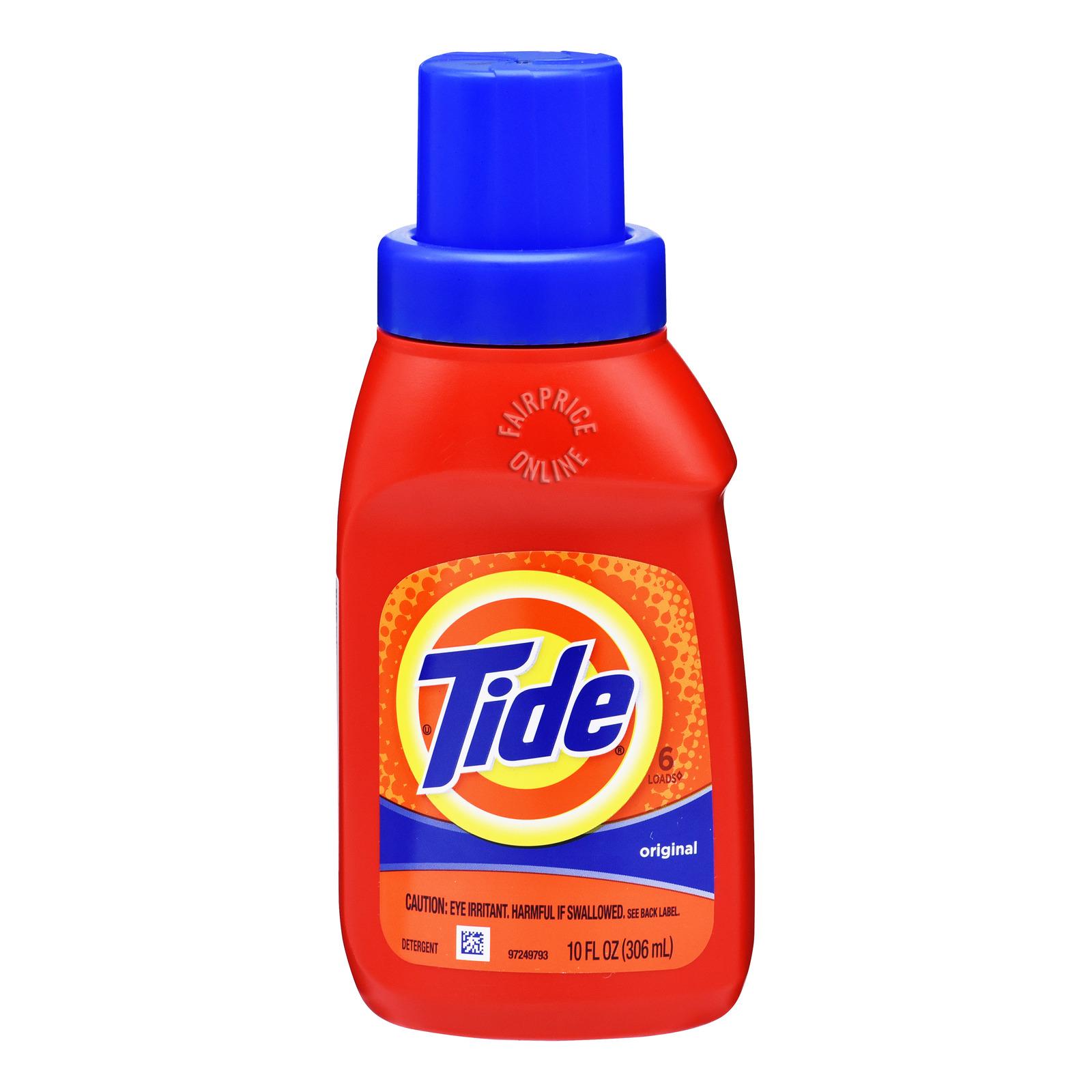 Tide Original Laundry Liquid (Sample)