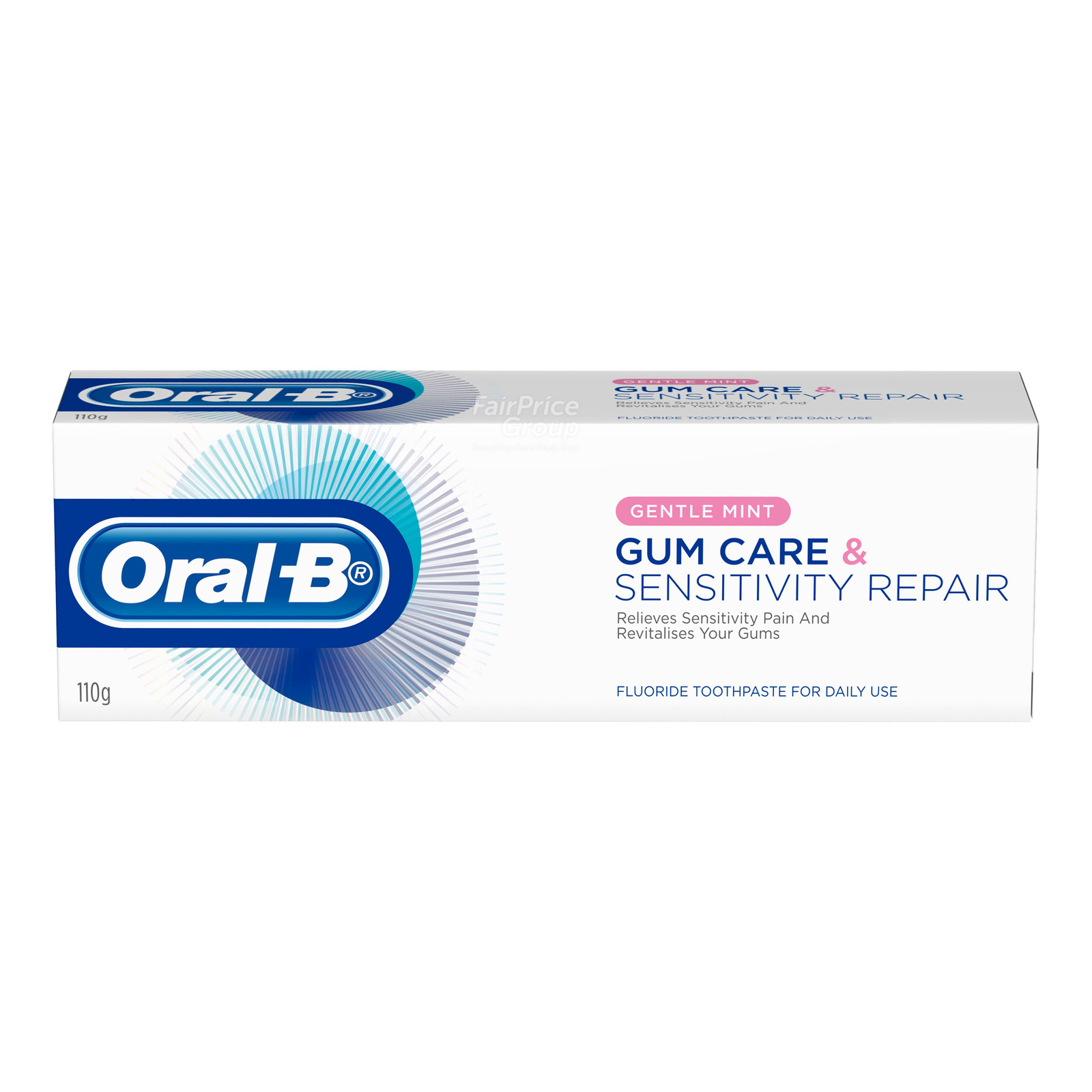 Oral-B Toothpaste - Gum Care & Sensitivity Repair (Gentle Mint)