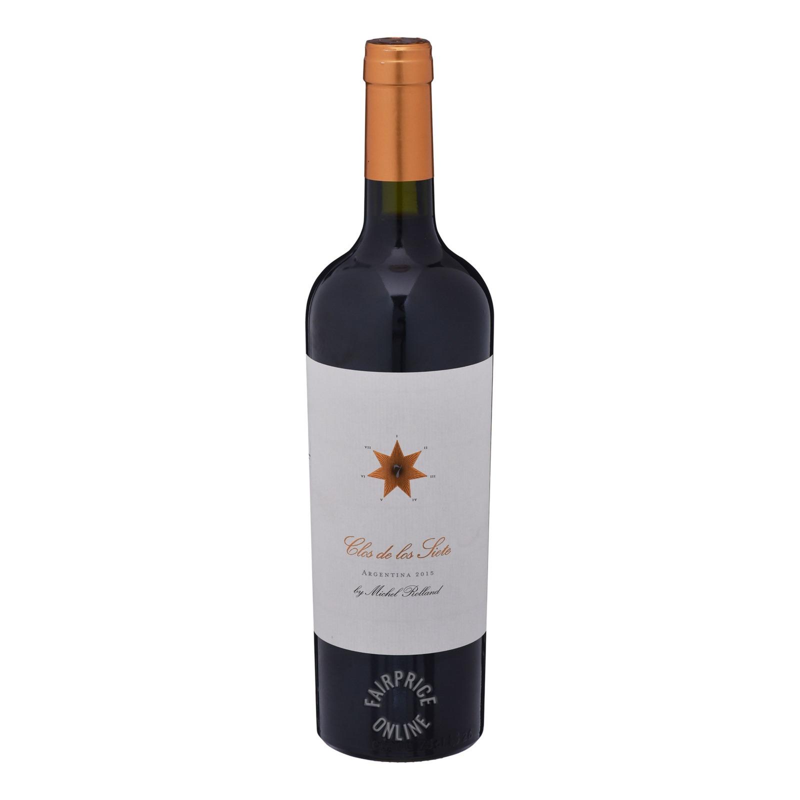 Clos De Los Siete Red Wine