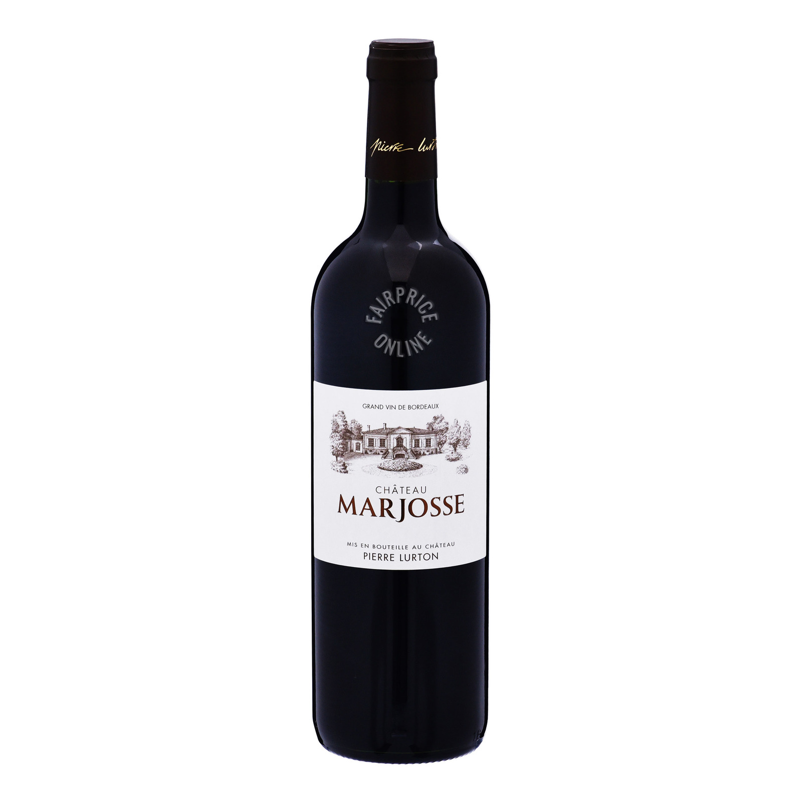 Chateau Marjosse Red Wine - Bordeaux